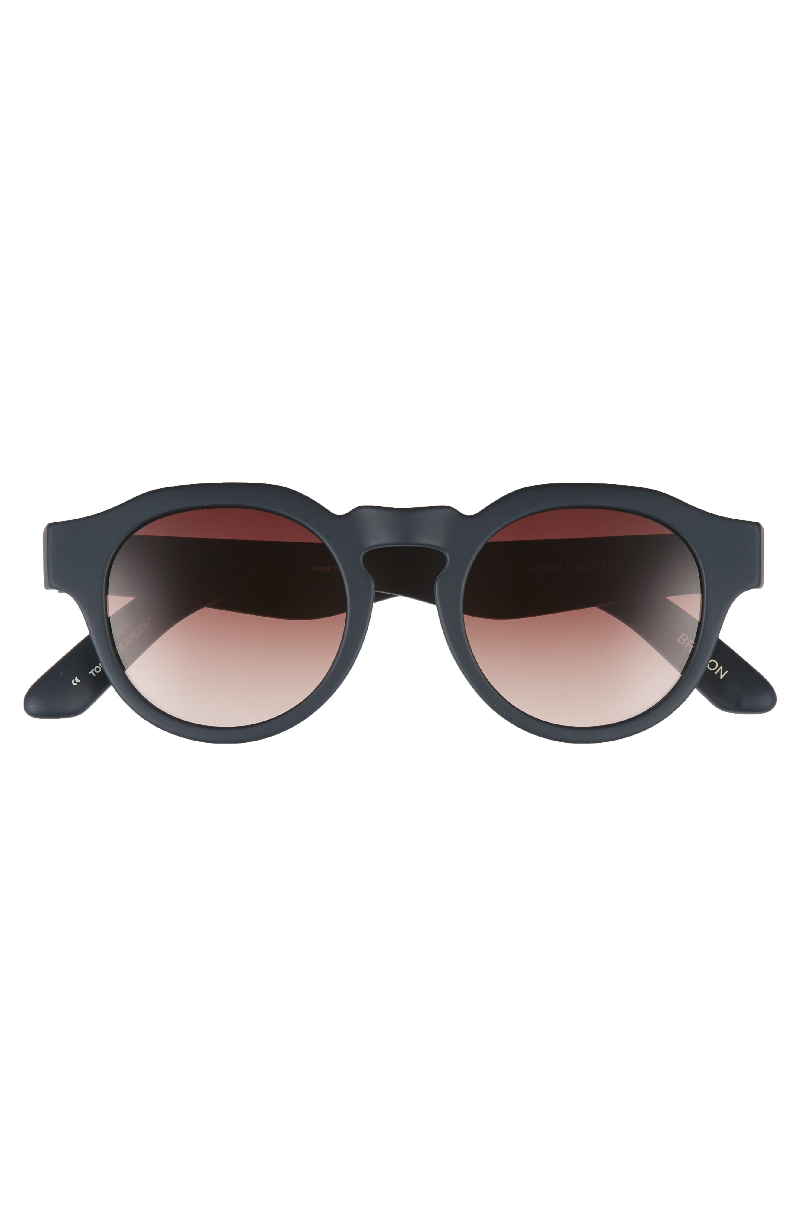 Bryton 48mm Sunglasses,                             Alternate thumbnail 2, color,                             Blueberry