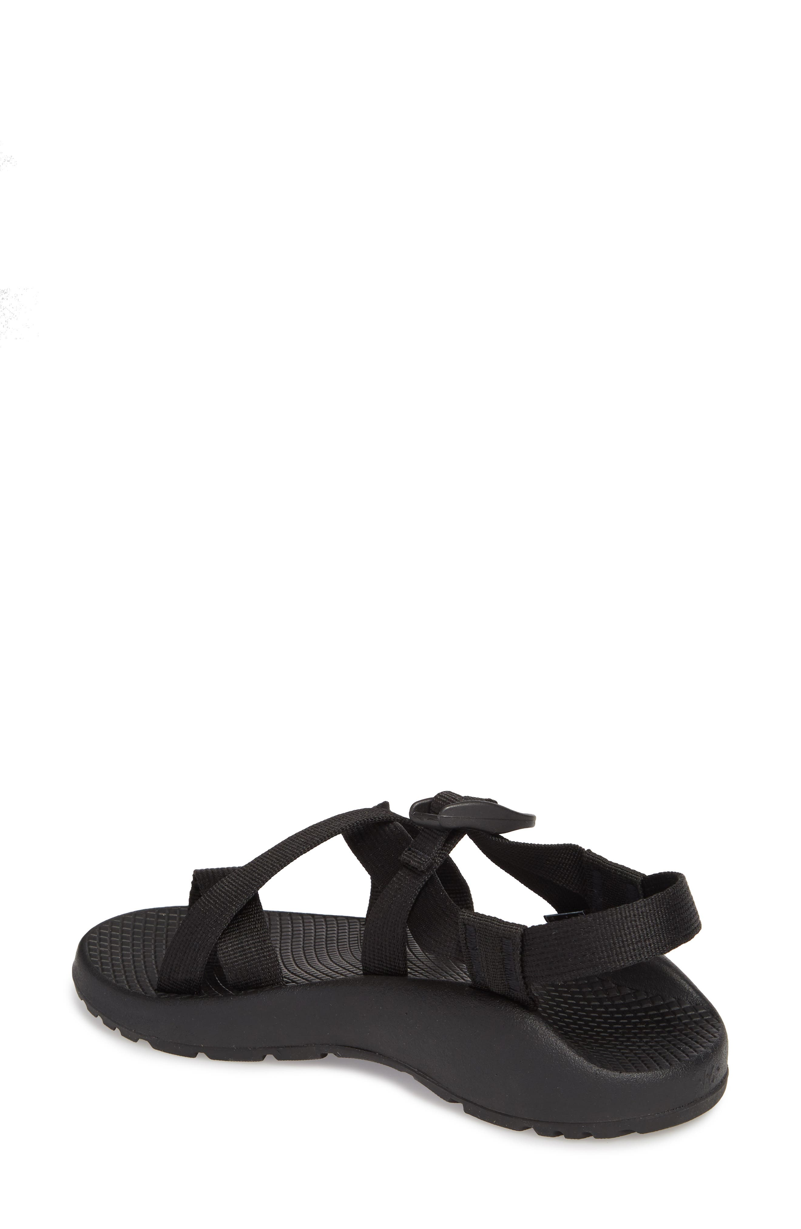 Z/2 Classic Sport Sandal,                             Alternate thumbnail 2, color,                             Black