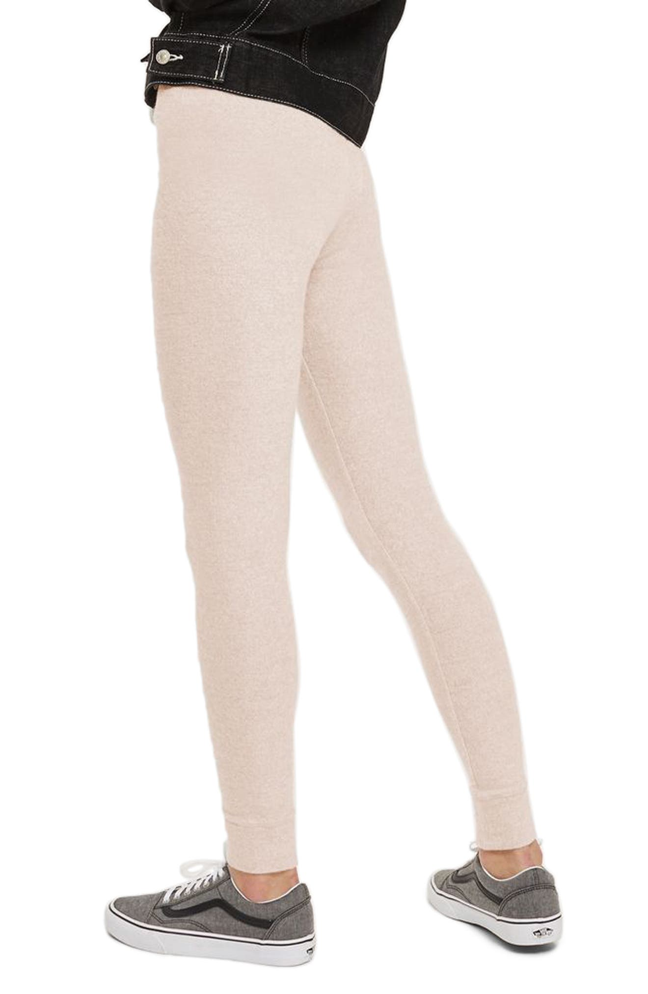 Skinny Jogger Pants,                             Alternate thumbnail 2, color,                             Light Pink