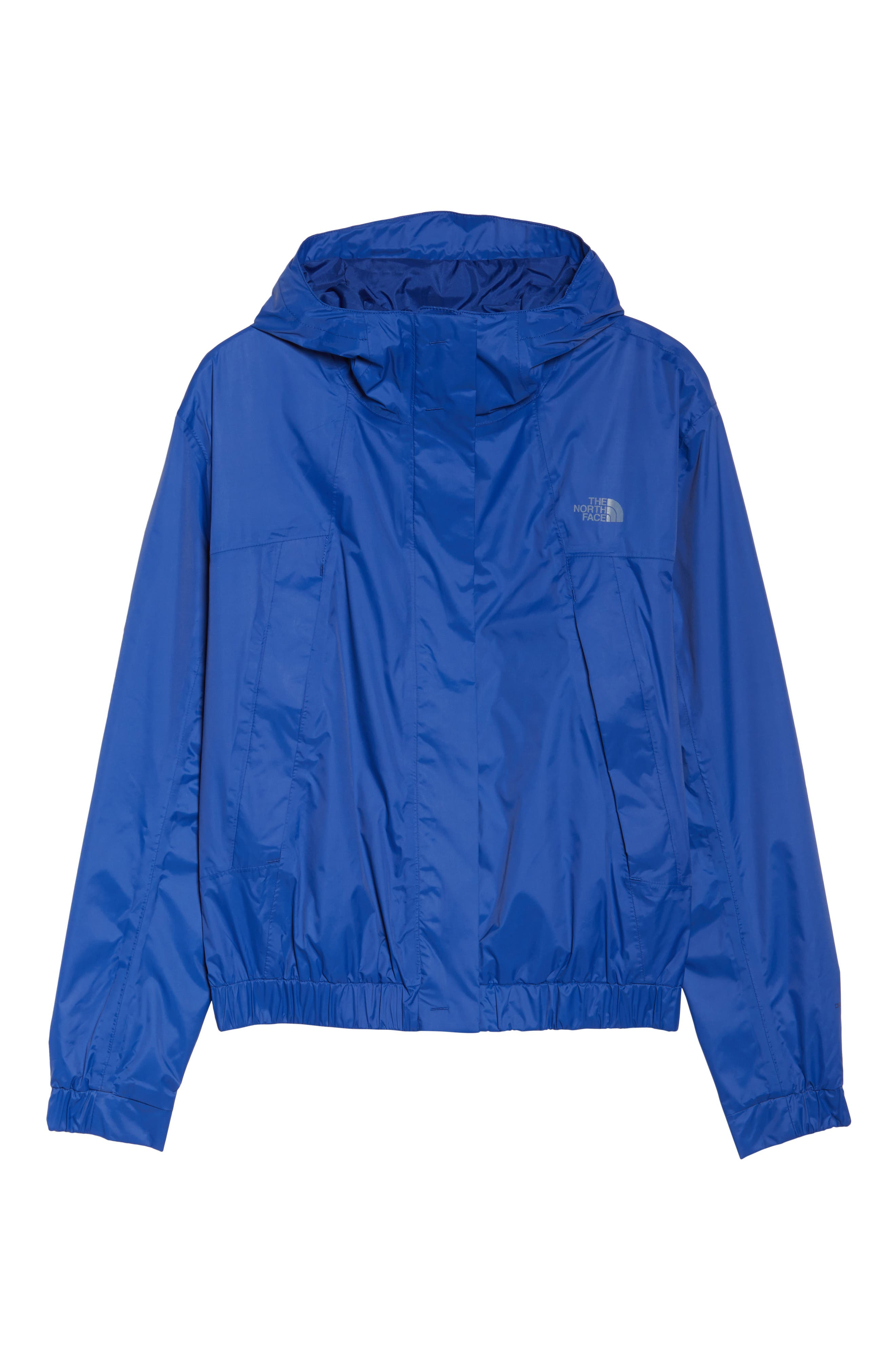 Precita Rain Jacket,                             Alternate thumbnail 3, color,                             Sodalite Blue