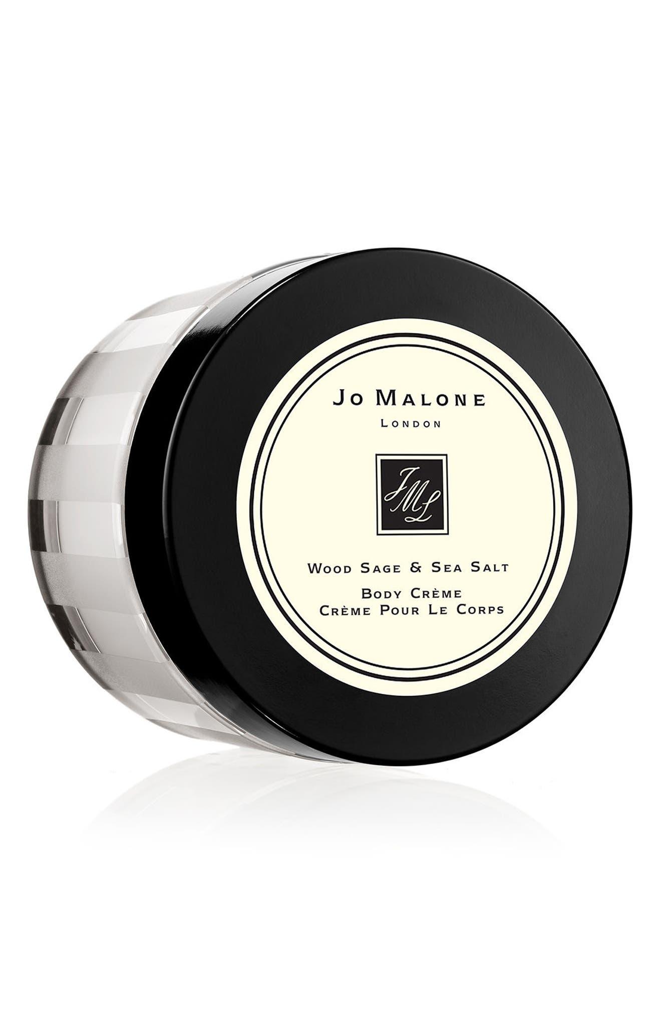 Jo Malone London™ Travel Wood Sage & Sea Salt Body Crème