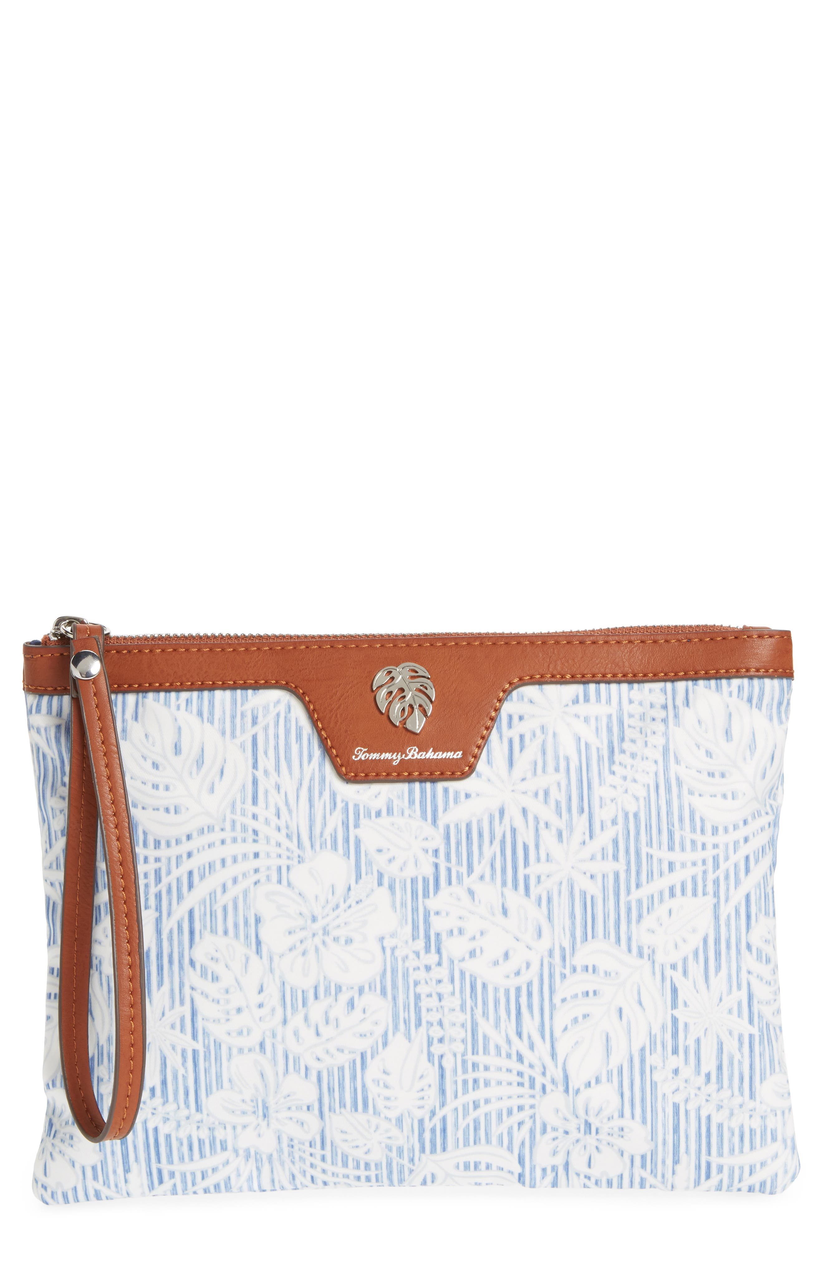 Main Image - Tommy Bahama Siesta Key Wet Bikini Bag