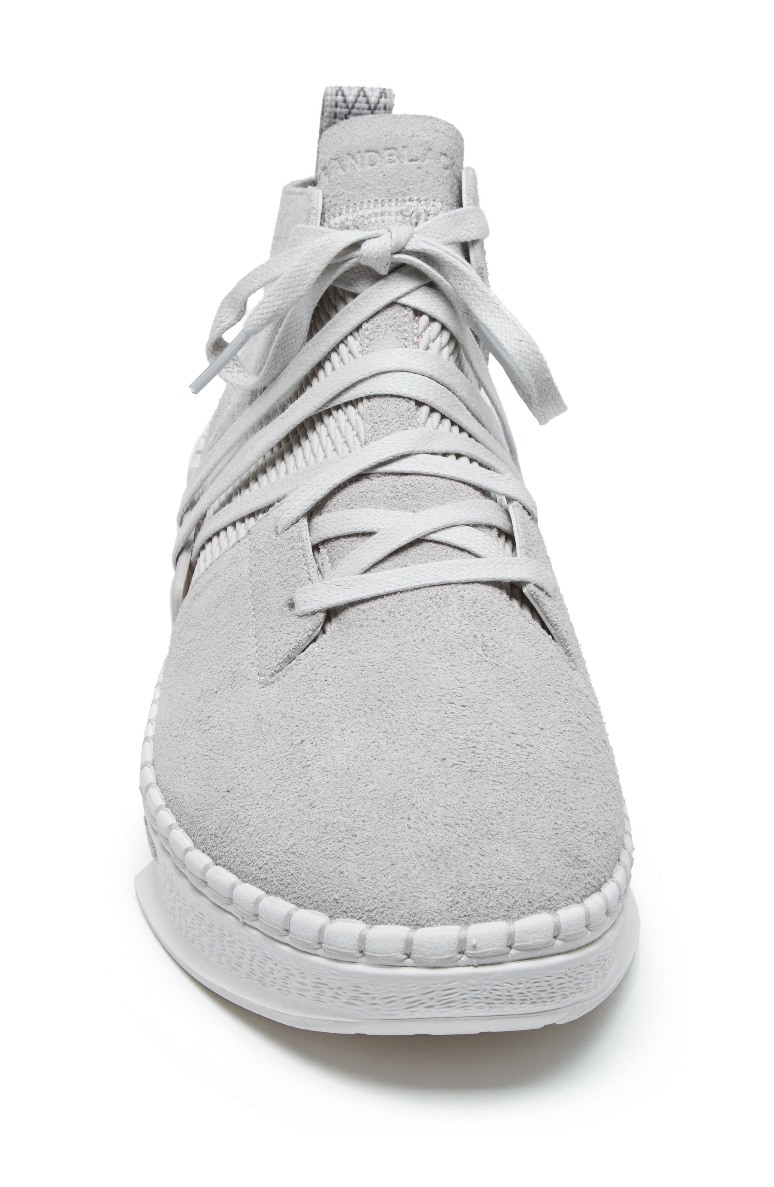 Delta Sneaker,                             Alternate thumbnail 4, color,                             Beige
