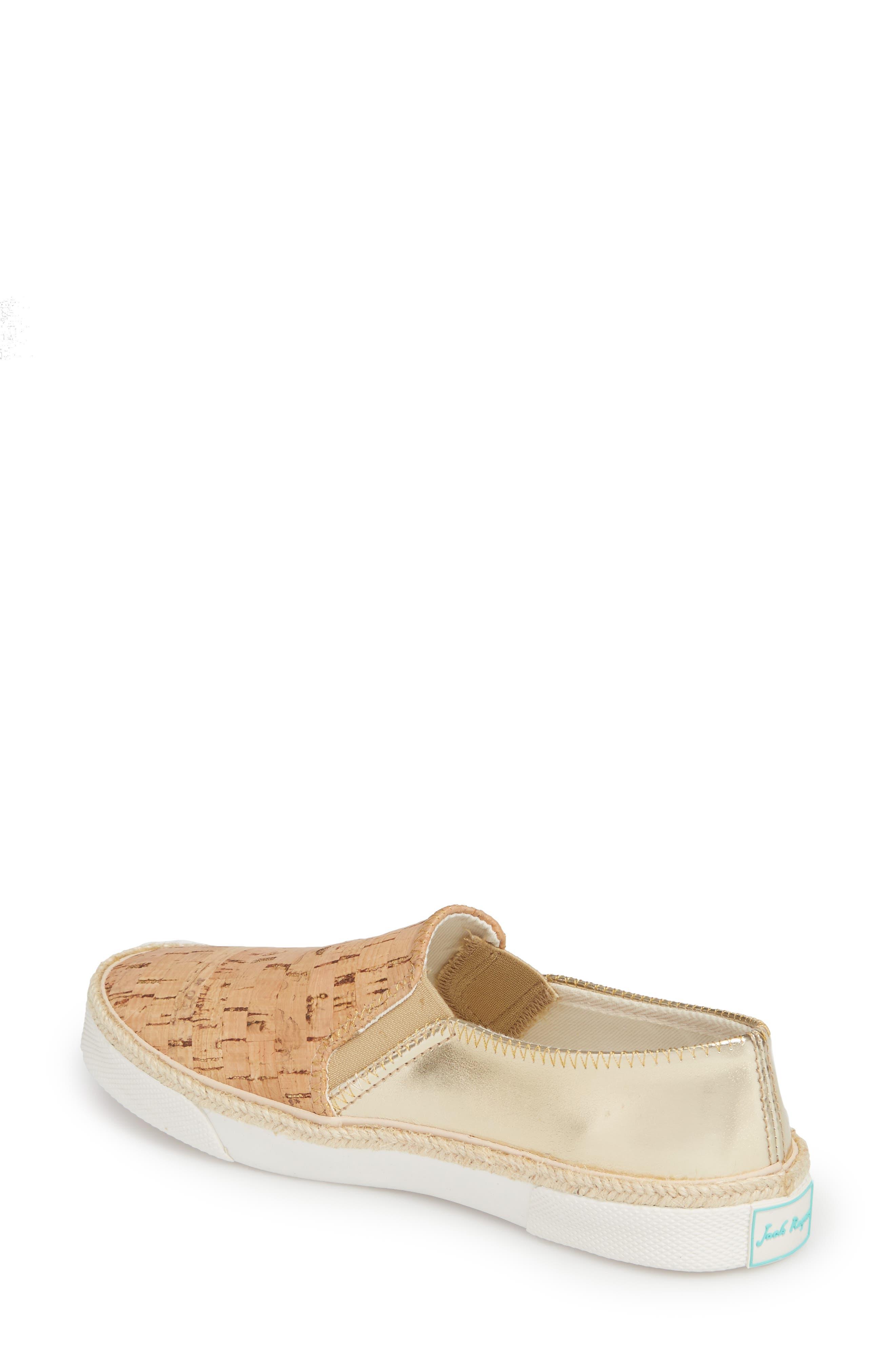 Alternate Image 2  - Jack Rogers Tucker Slip-On Sneaker (Women)