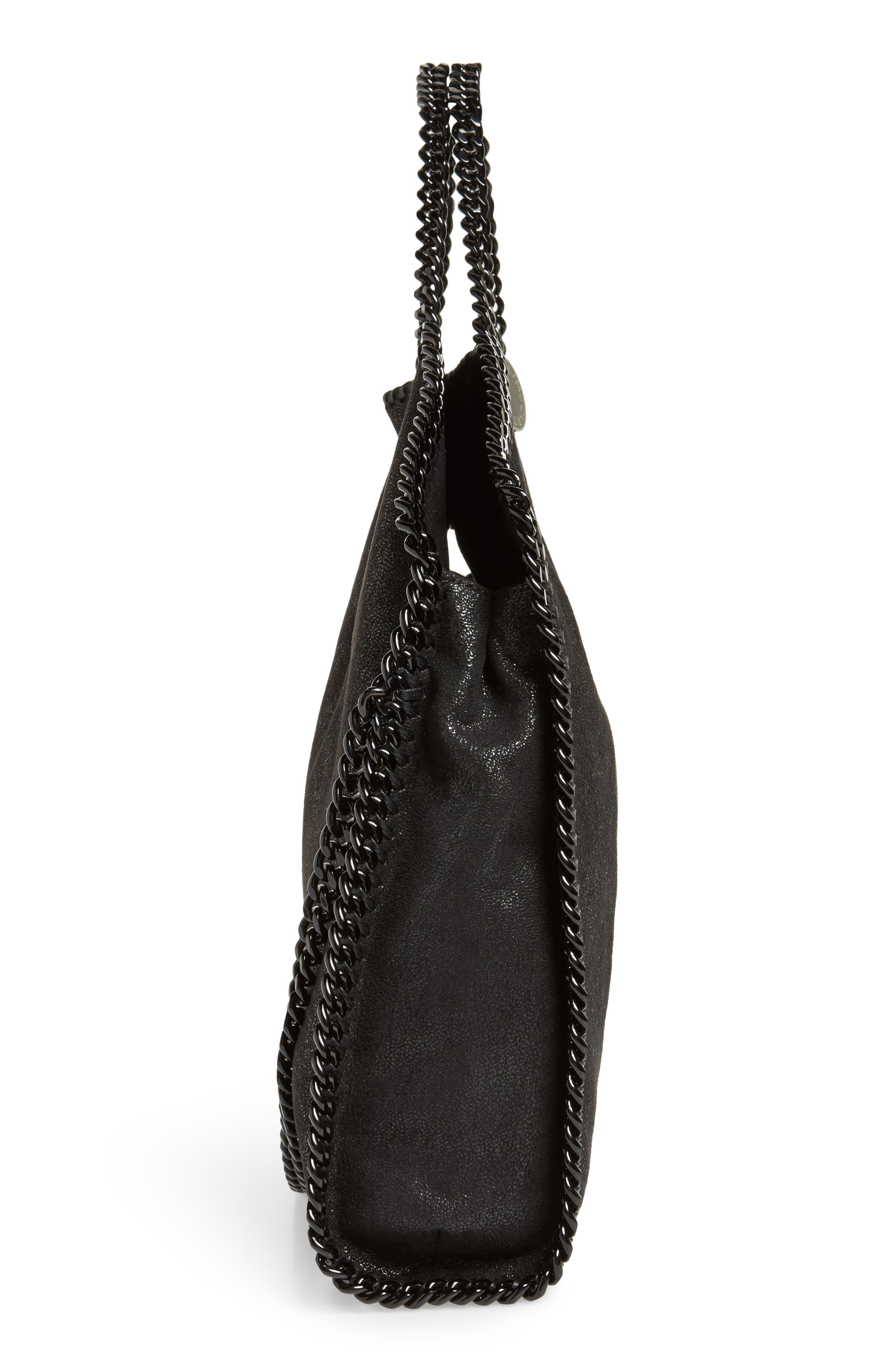 Alternate Image 6  - Stella McCartney Falabella Shaggy Deer Faux Leather Tote