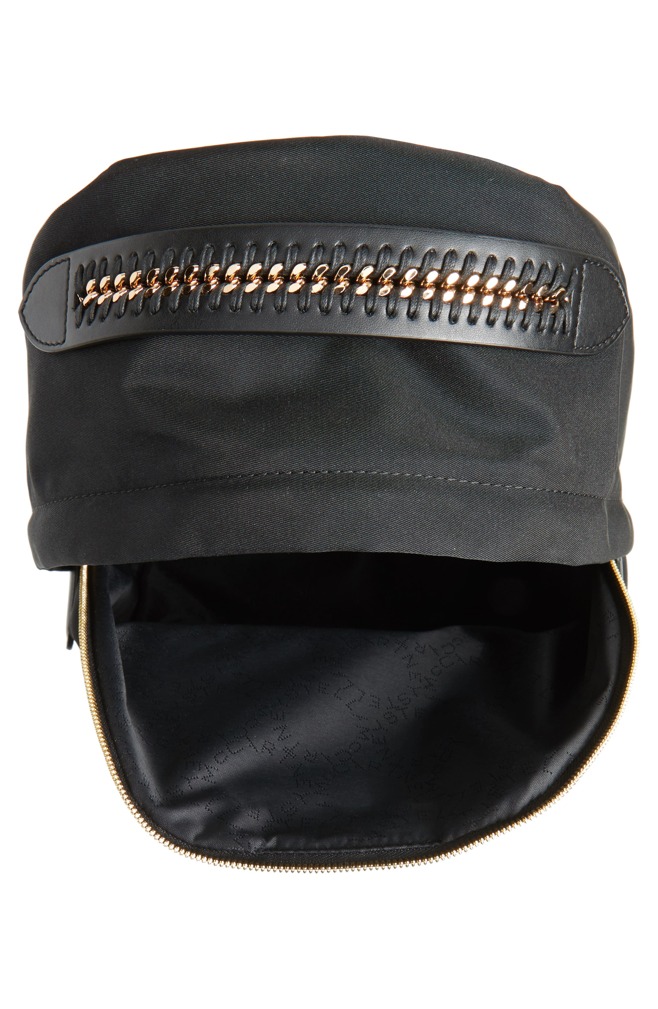 Alternate Image 4  - Stella McCartney Falabella Vintage Tropical Embroidery Backpack