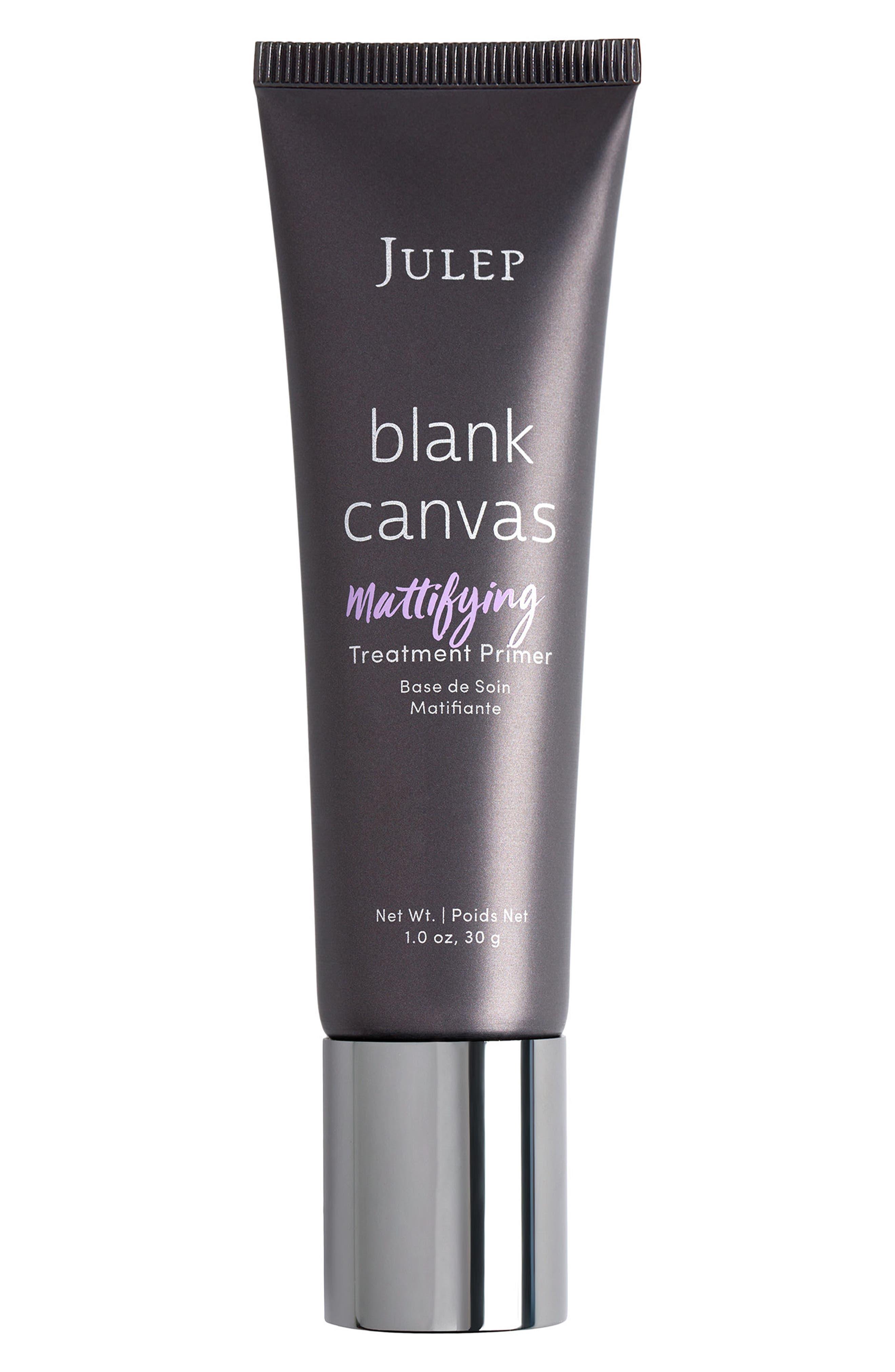 Julep<sup>™</sup> Blank Canvas Mattifying Primer,                         Main,                         color, No Color