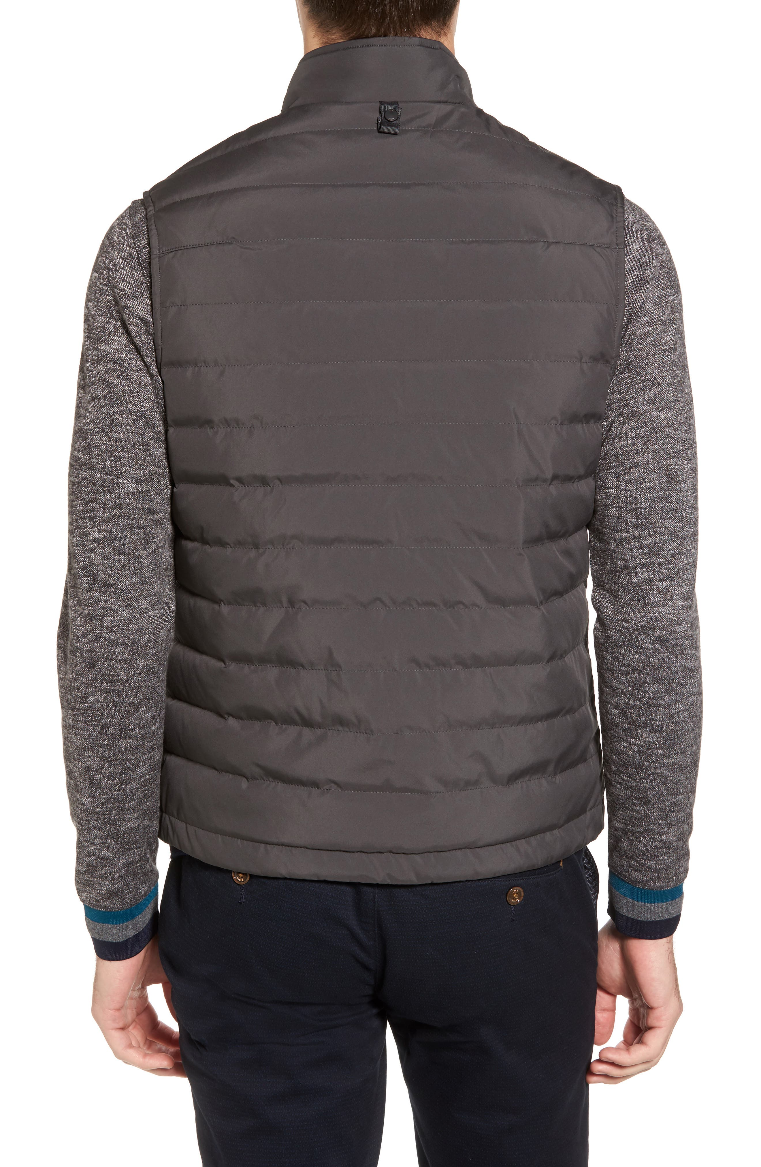 Alternate Image 2  - Ted Baker London Jozeph Quilted Down Vest