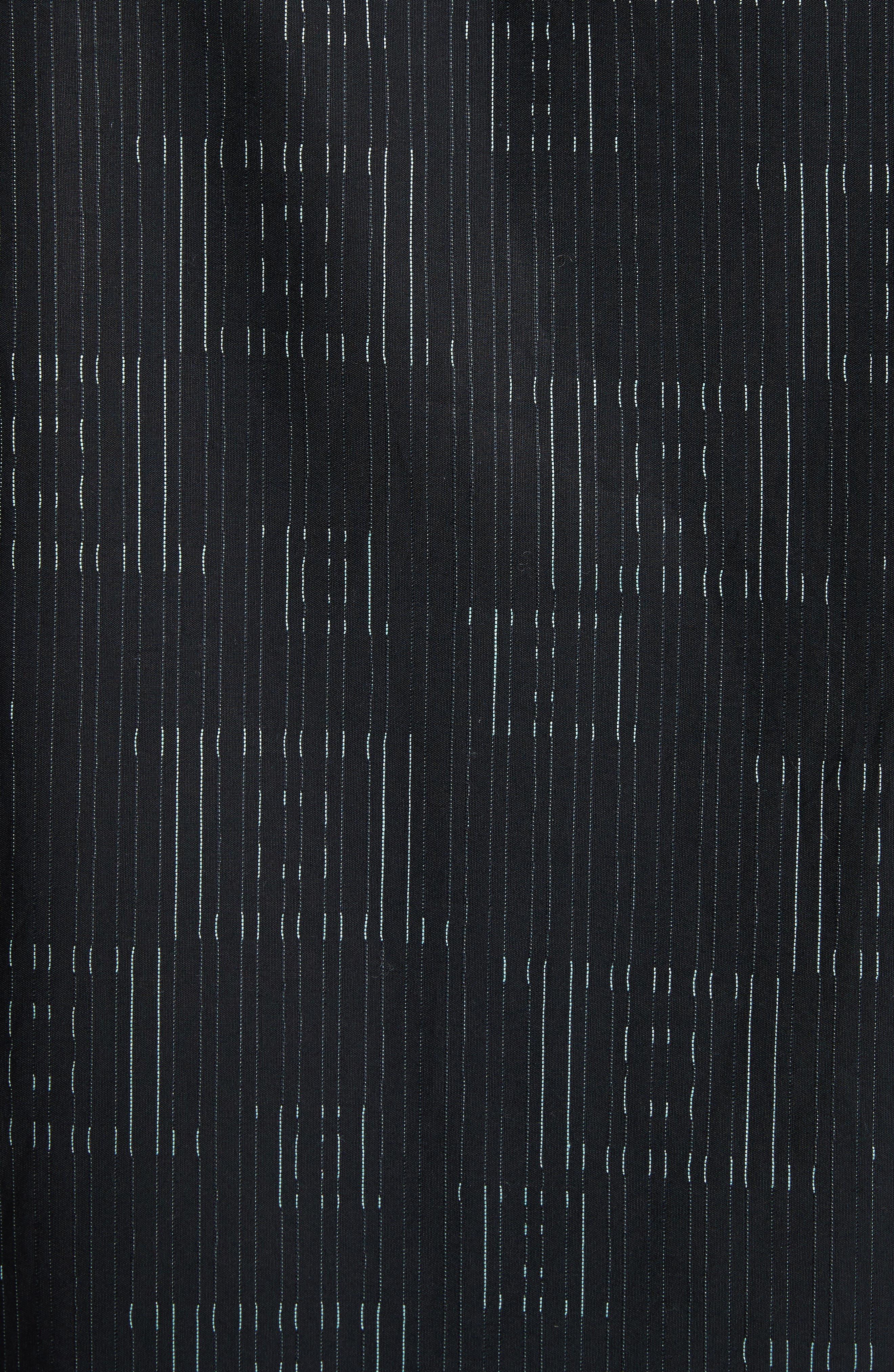 Alternate Image 5  - Versace Collection Frame Print Shirt