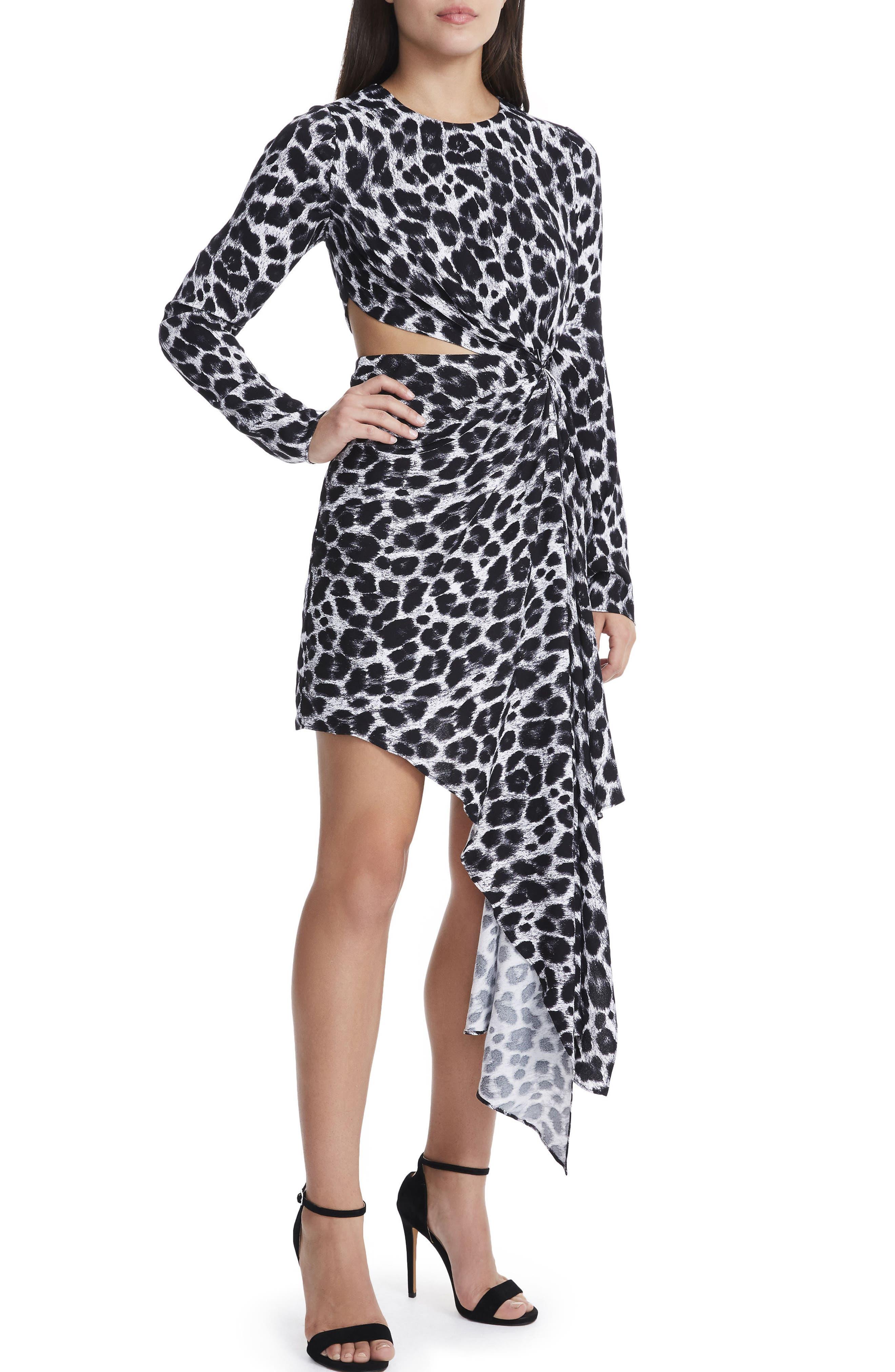 Alternate Image 4  - AFRM Amos Cutout Dress