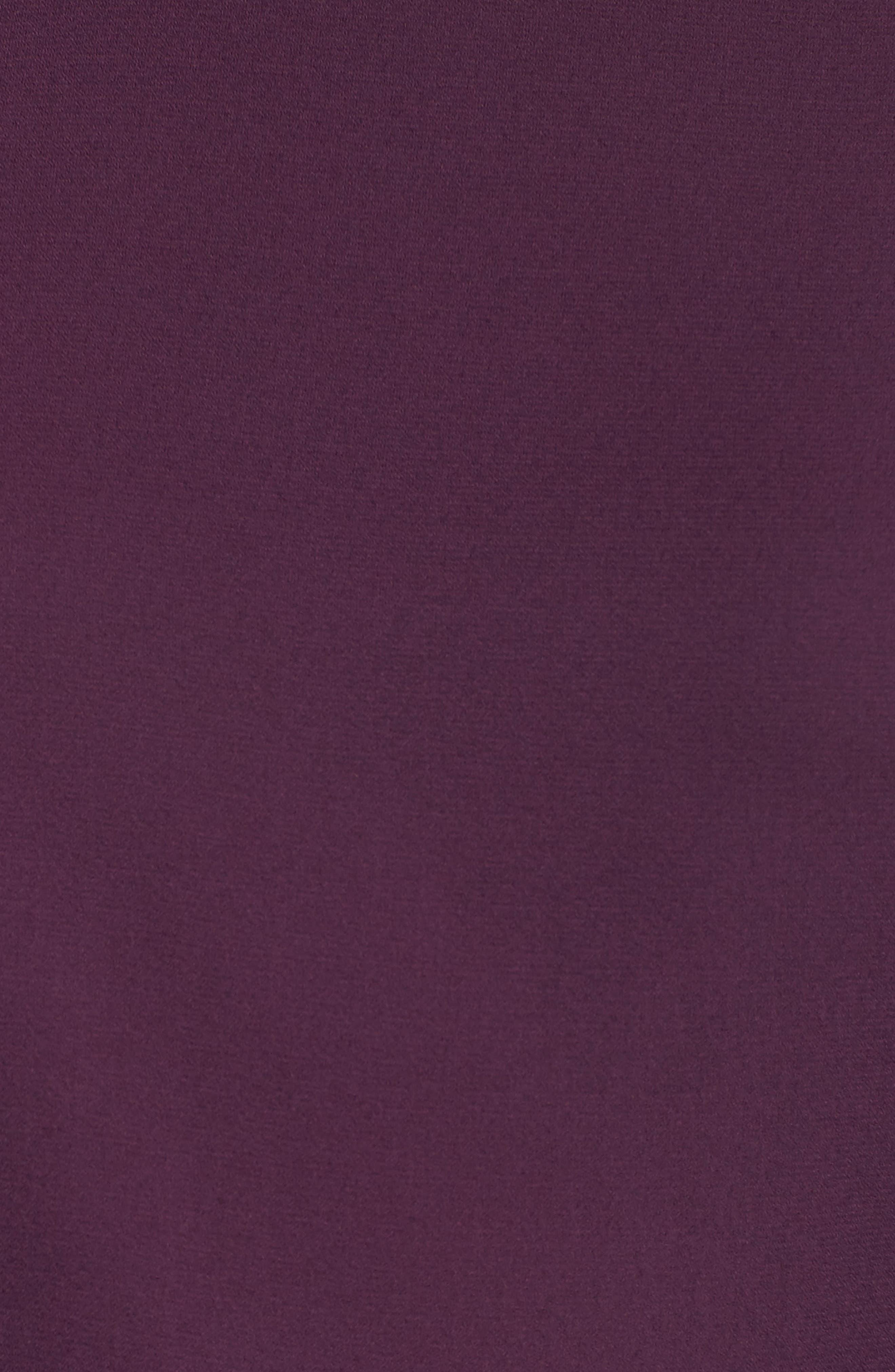 Alternate Image 5  - Line & Dot Peplum Top
