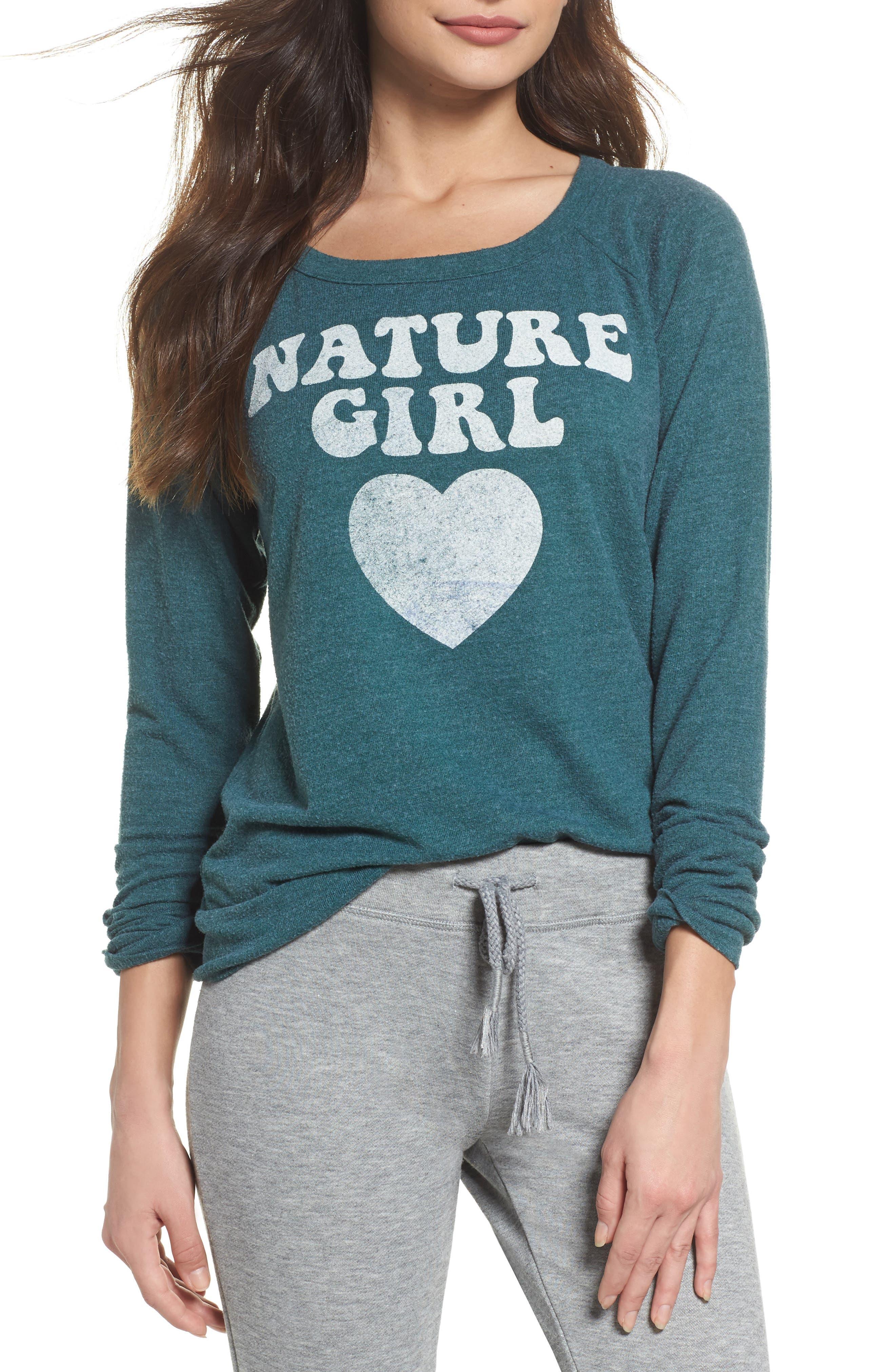 Chaser Love Knit Raglan Sweater