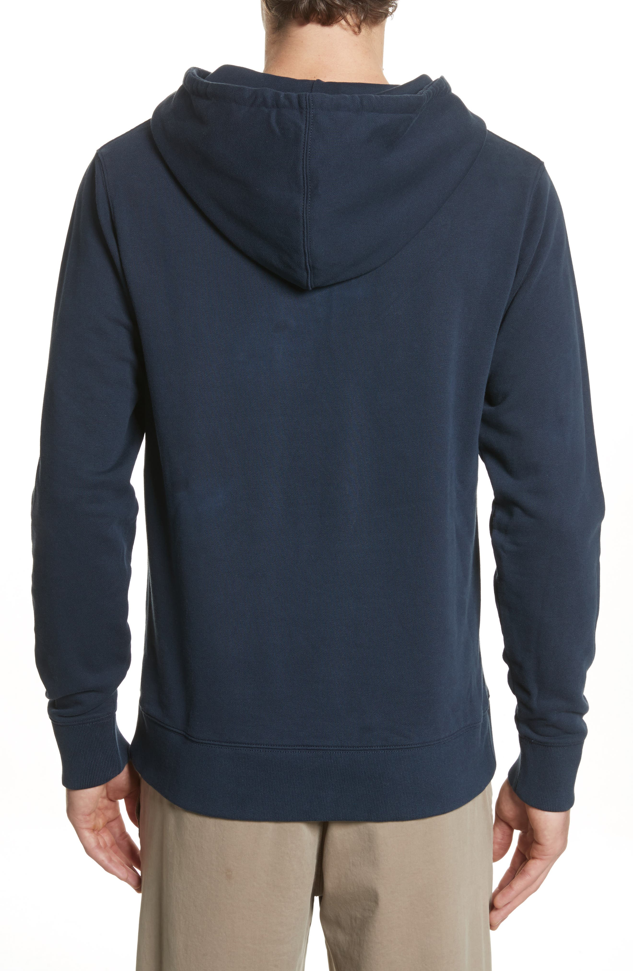 Ditch Miller Hoodie,                             Alternate thumbnail 2, color,                             Midnight
