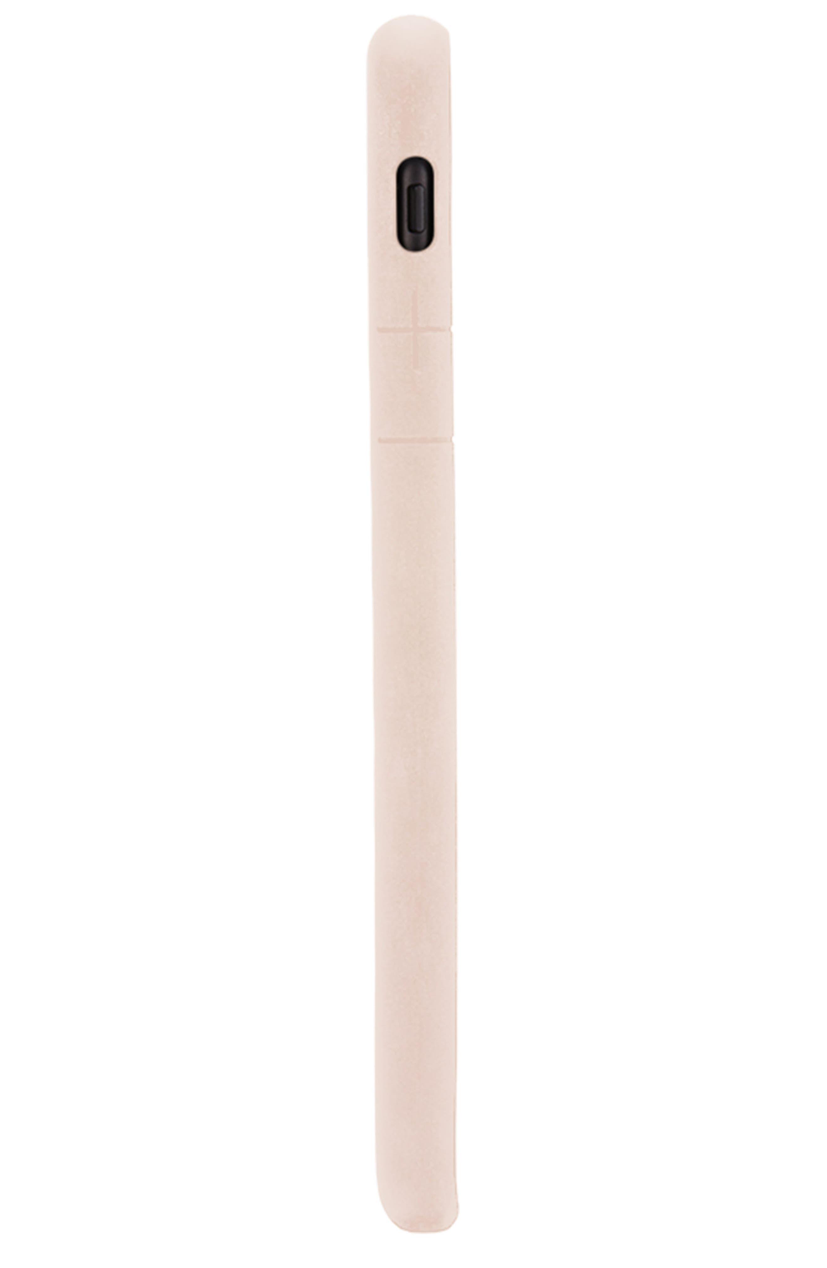 Facet iPhone 7/8 Case,                             Alternate thumbnail 5, color,                             Rose Gold