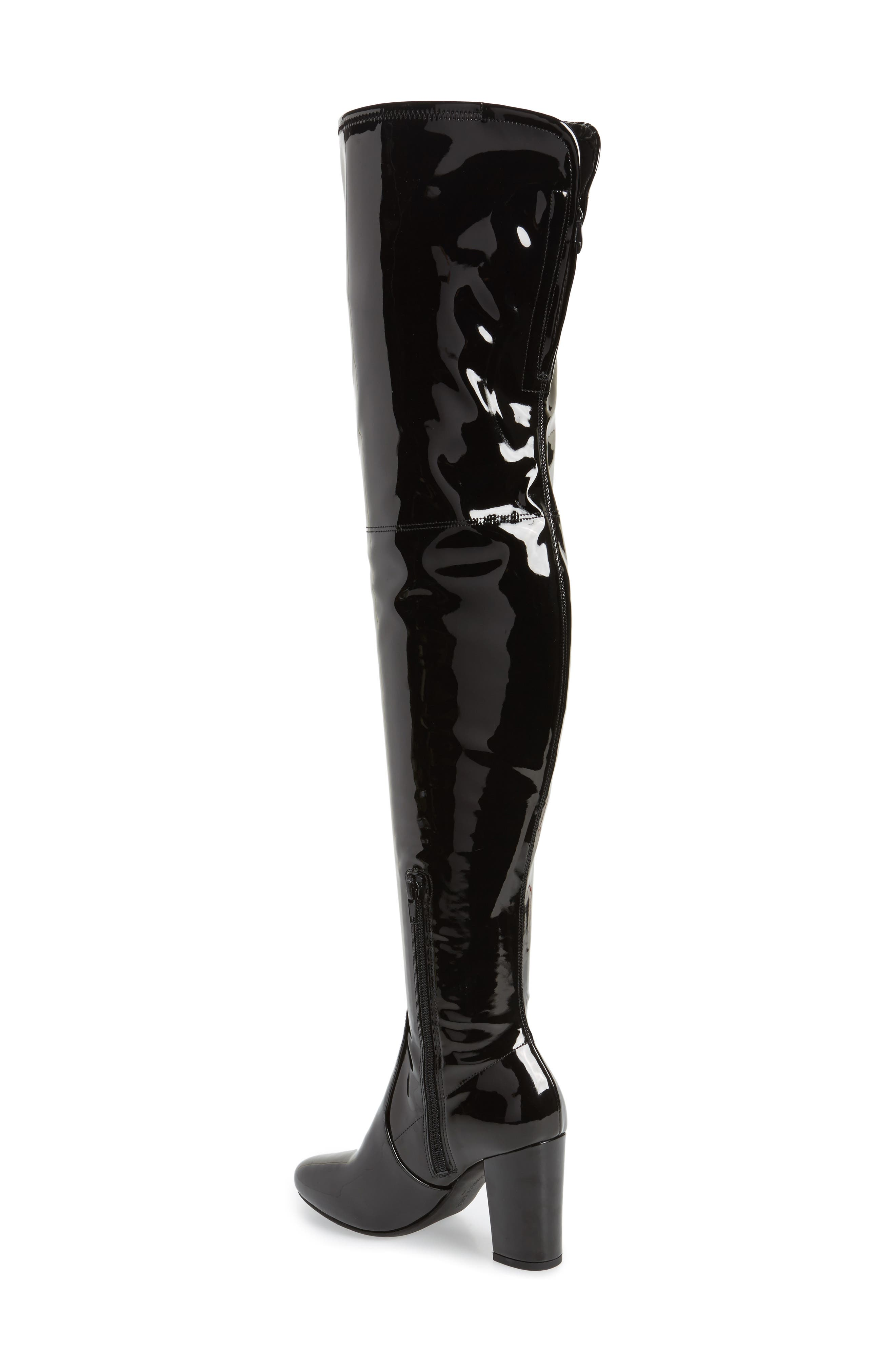 Alternate Image 2  - Kenneth Cole New York Angelica Over the Knee Boot (Women)