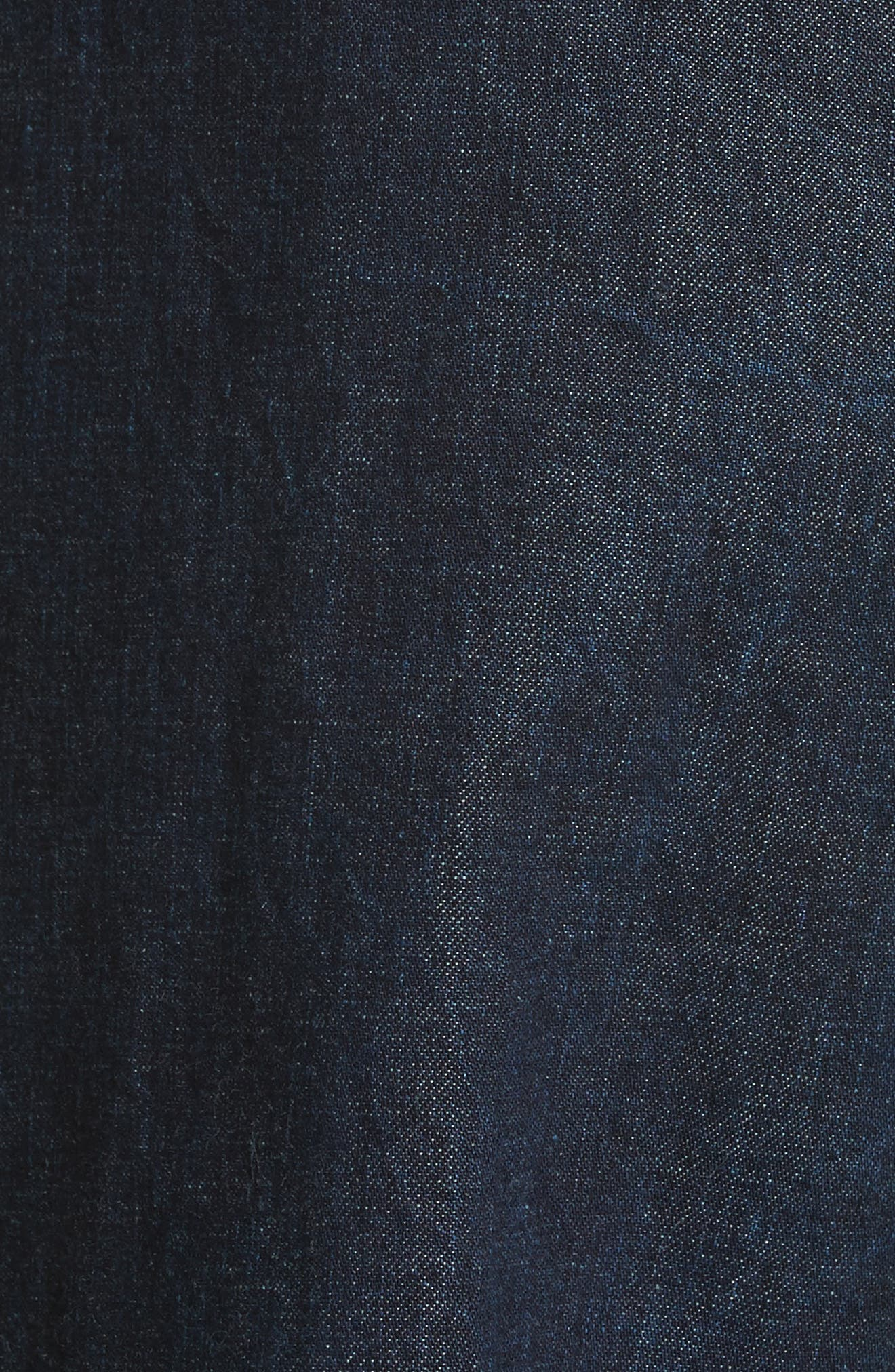 Revel Ruffle Pants,                             Alternate thumbnail 5, color,                             Dark Indigo