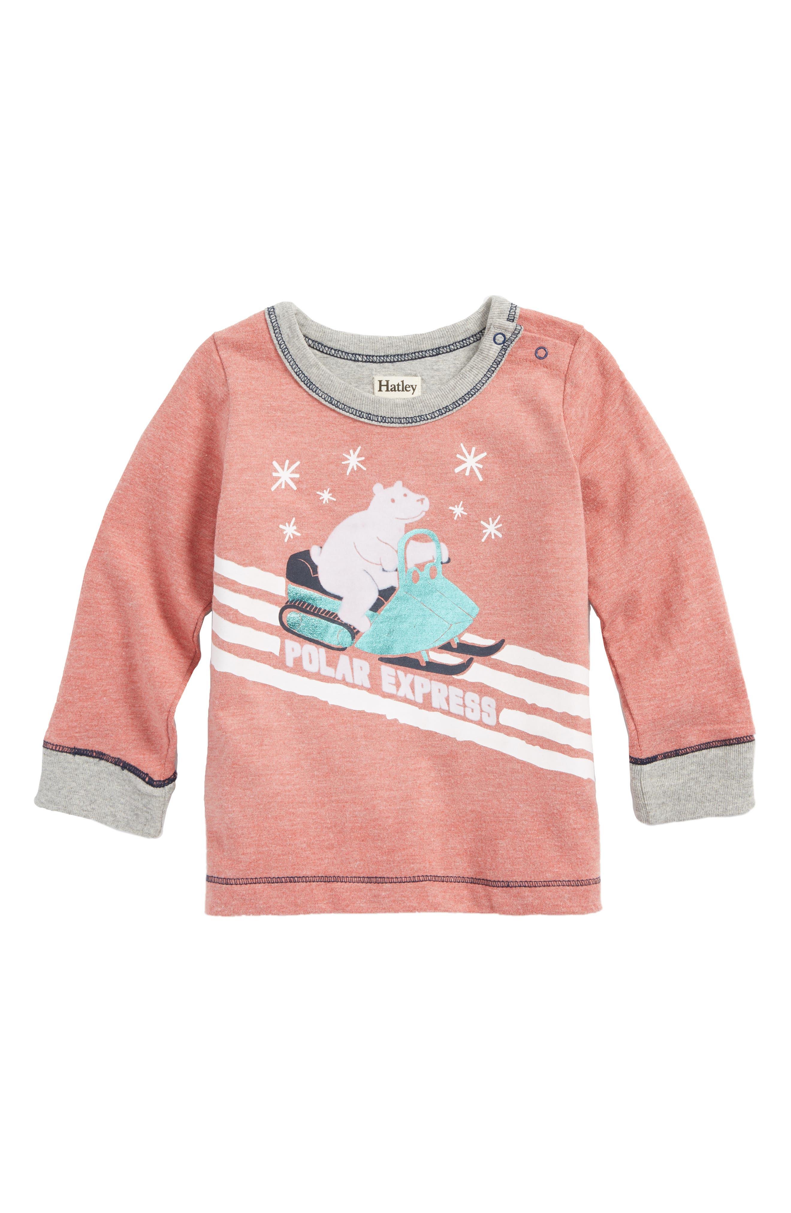 Hatley Polar Express Graphic T-Shirt (Baby Boys)