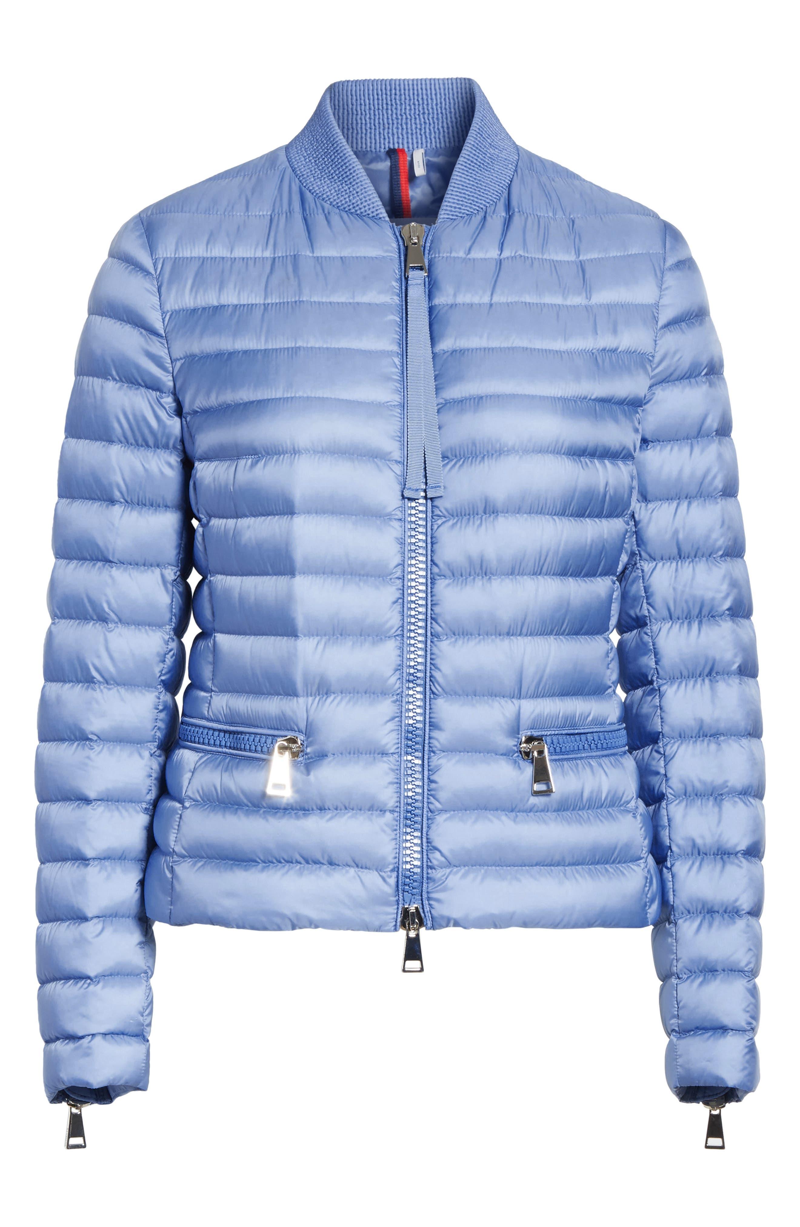 Blen Down Jacket,                             Alternate thumbnail 6, color,                             Blue