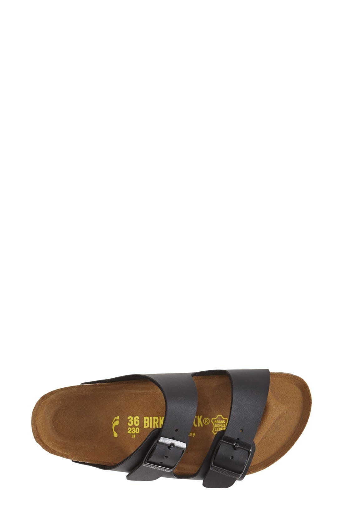 Alternate Image 3  - Birkenstock Arizona Birko-Flor Sandal (Women)