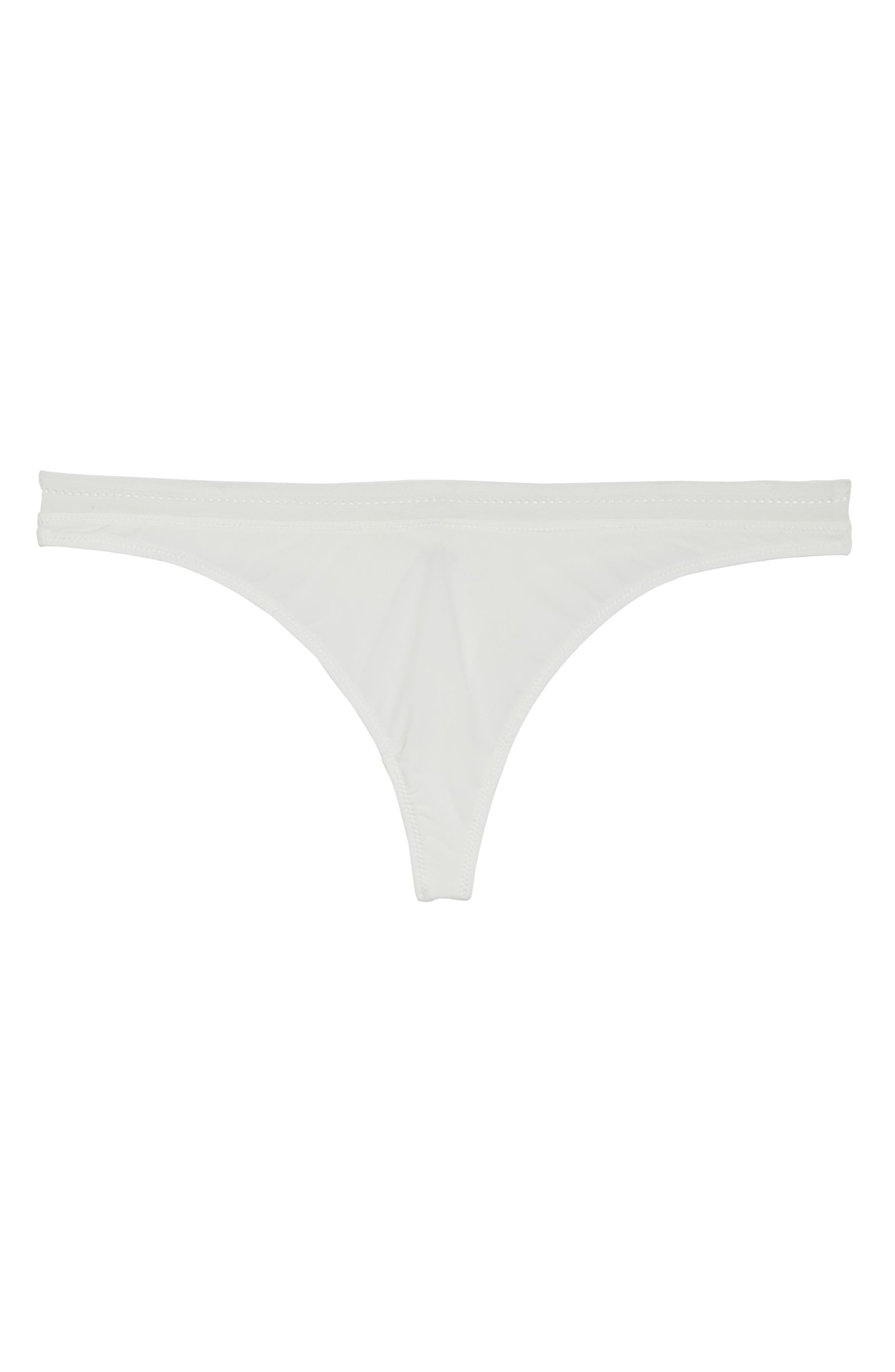Alternate Image 5  - Free People Intimately FP Truth or Dare Thong