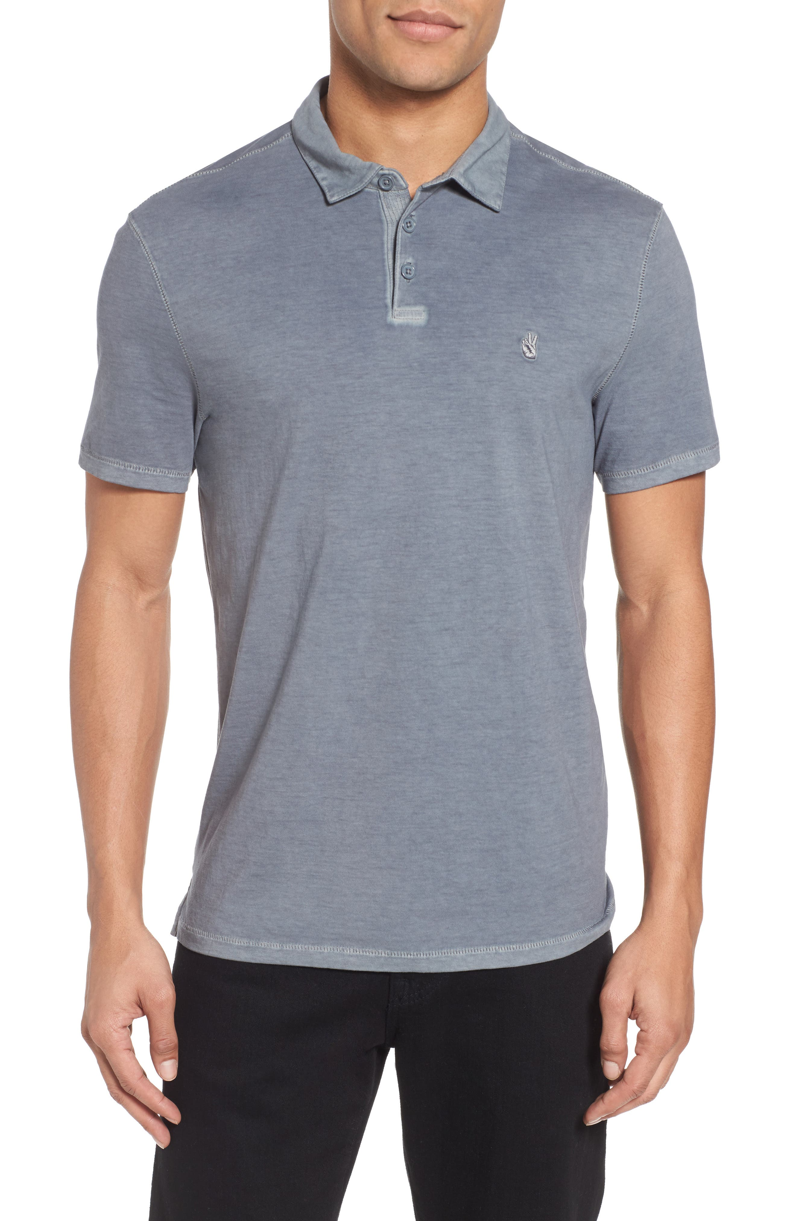 John Varvatos Collection Regular Fit Polo