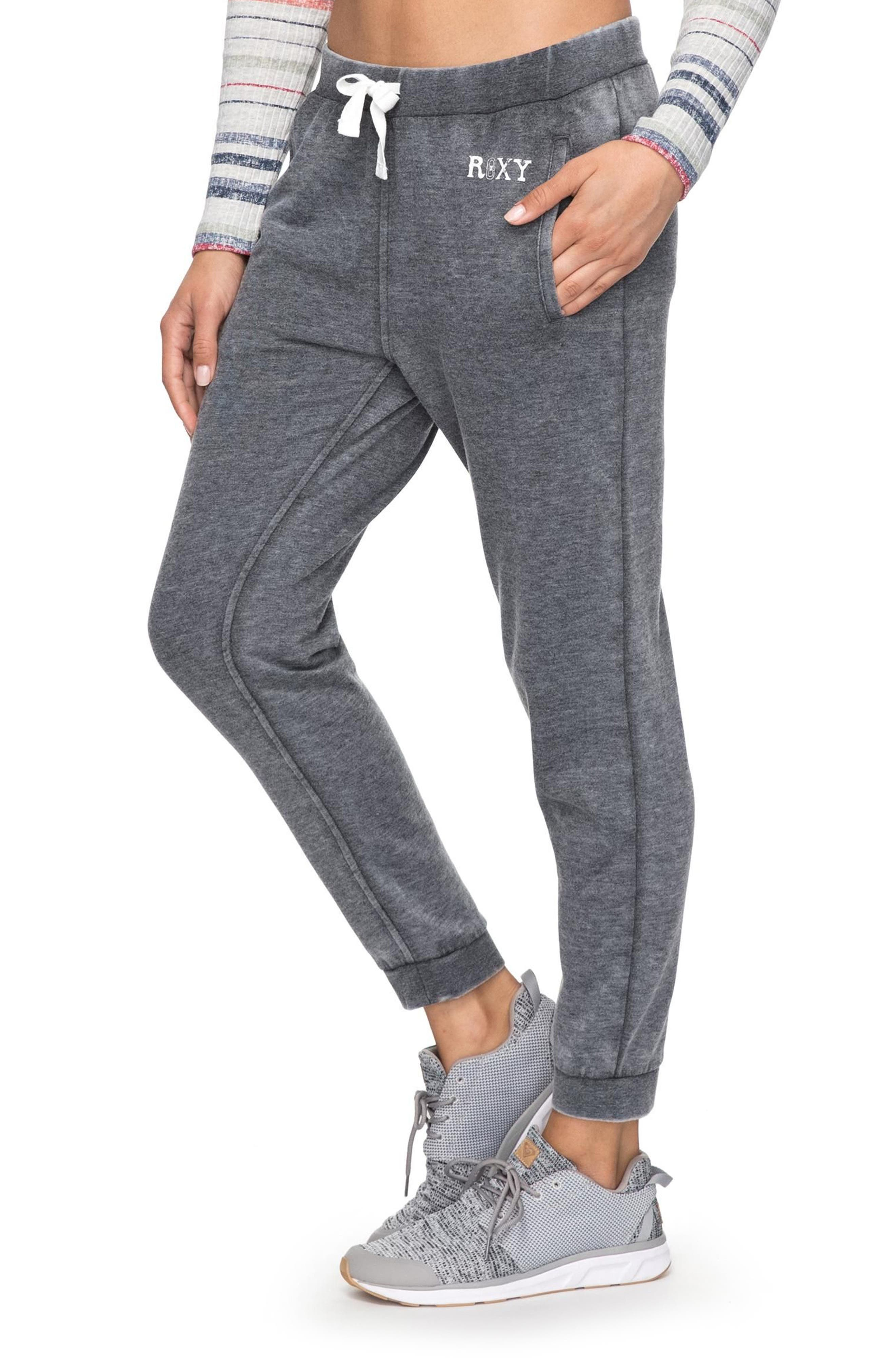 Groovy Song Tidewall Jogger Pants,                             Alternate thumbnail 3, color,                             Anthracite