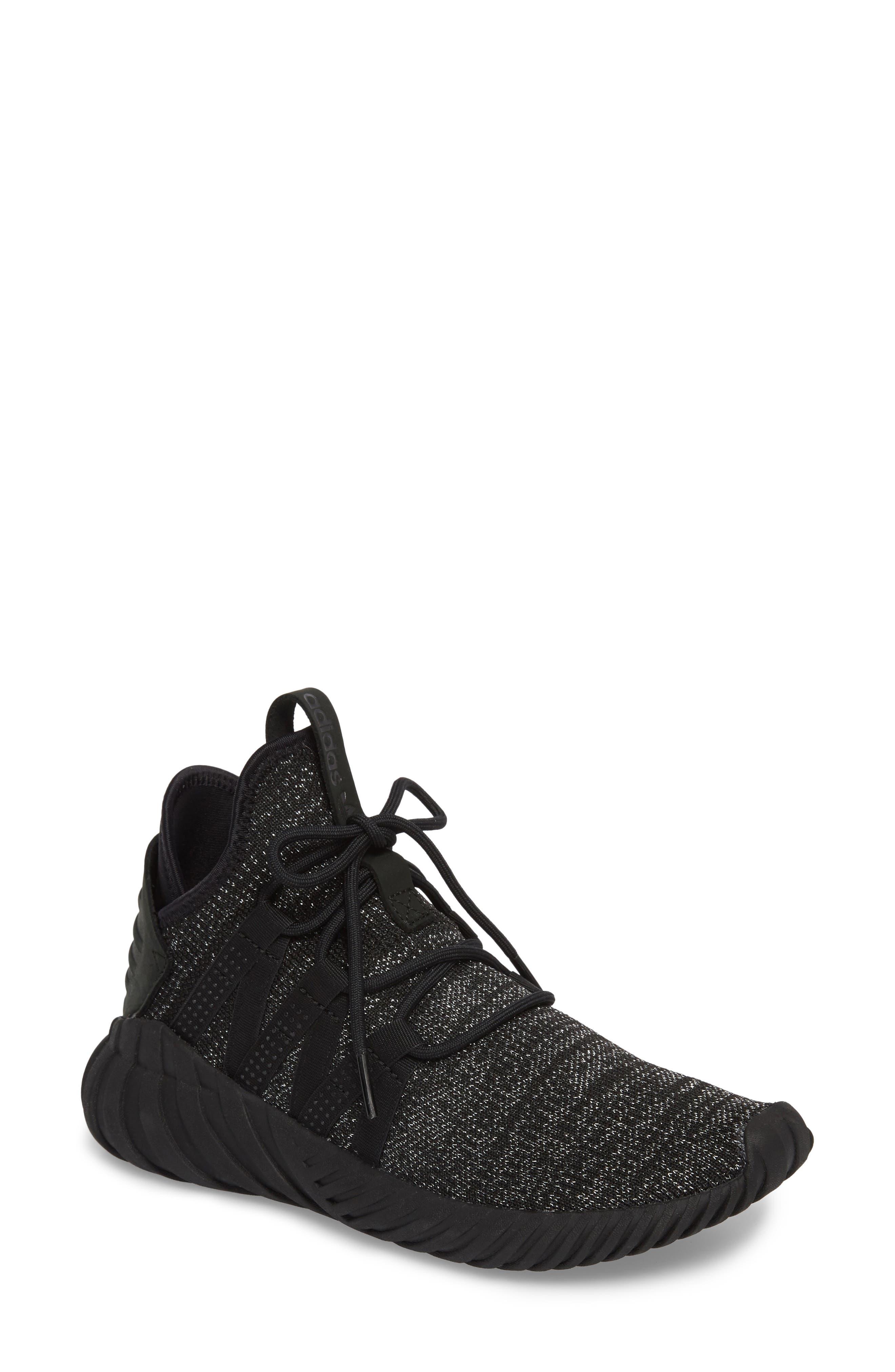 56bc65314dd2b1 Adidas Originals Adidas Women S Tubular Dawn Originals Running Shoe In Core  Black
