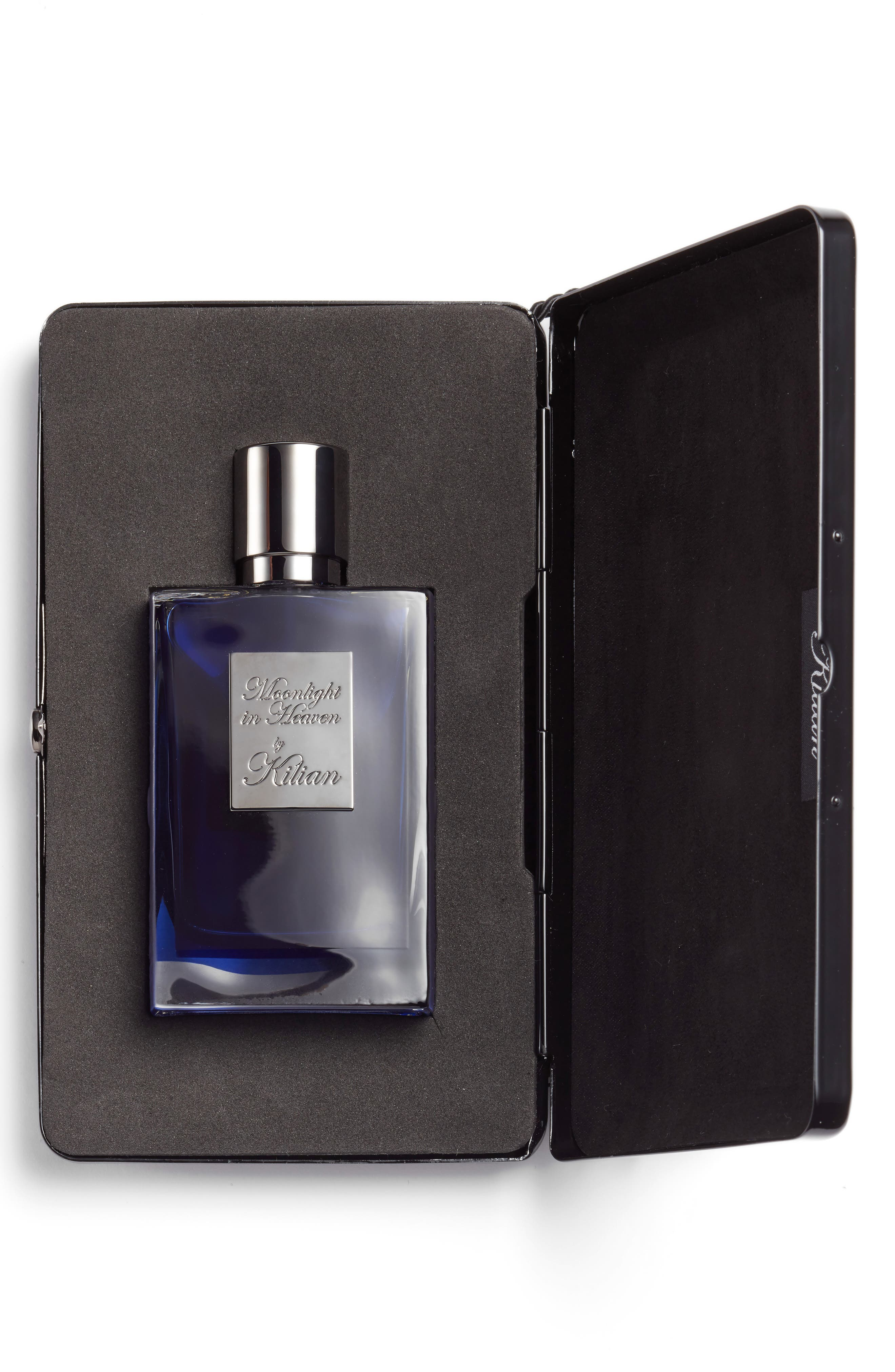 Alternate Image 2  - Kilian A Night to Remember Moonlight in Heaven Refillable Spray & Clutch