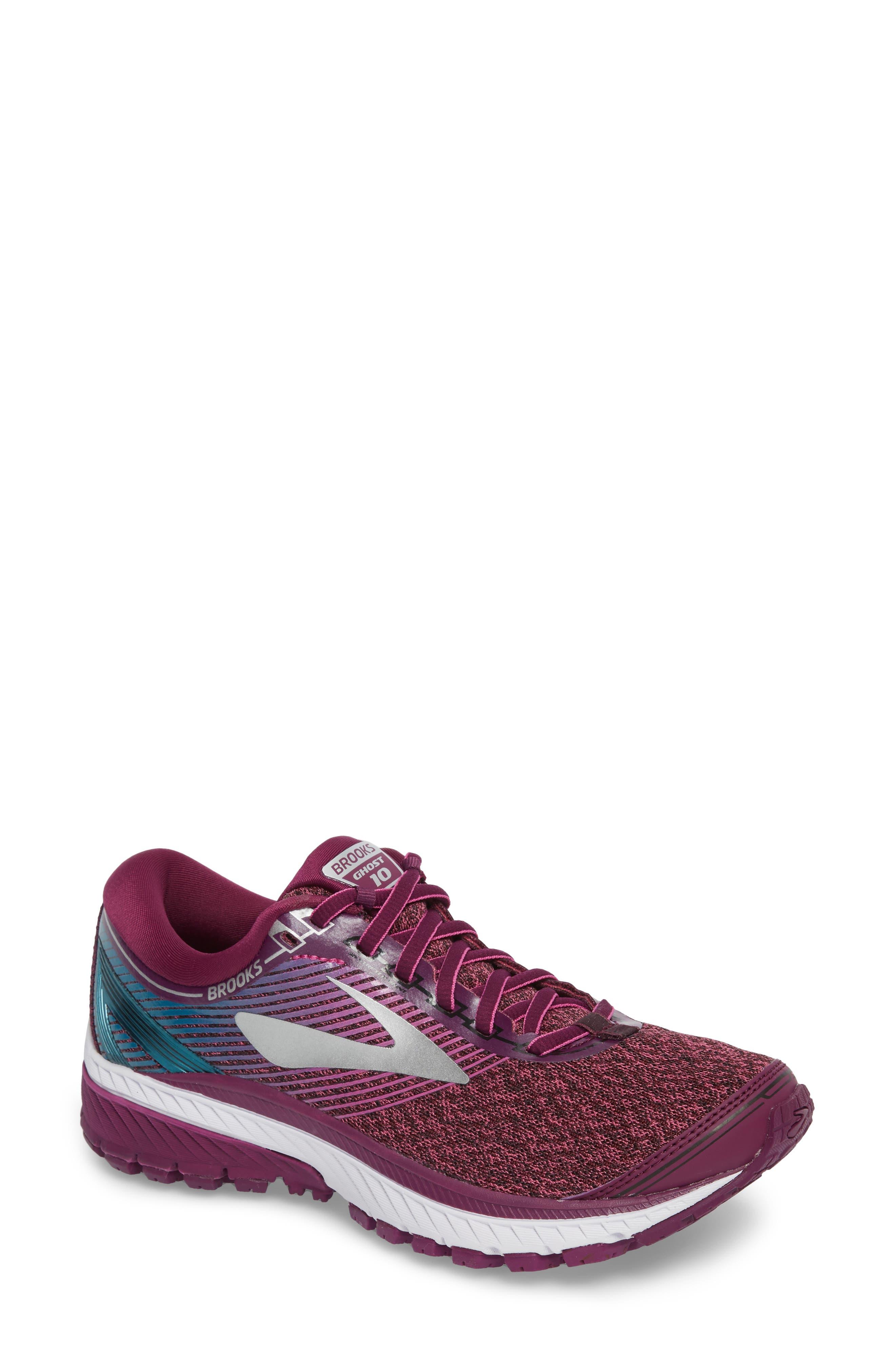 Alternate Image 1 Selected - Brooks Ghost 10 Running Shoe (Women)
