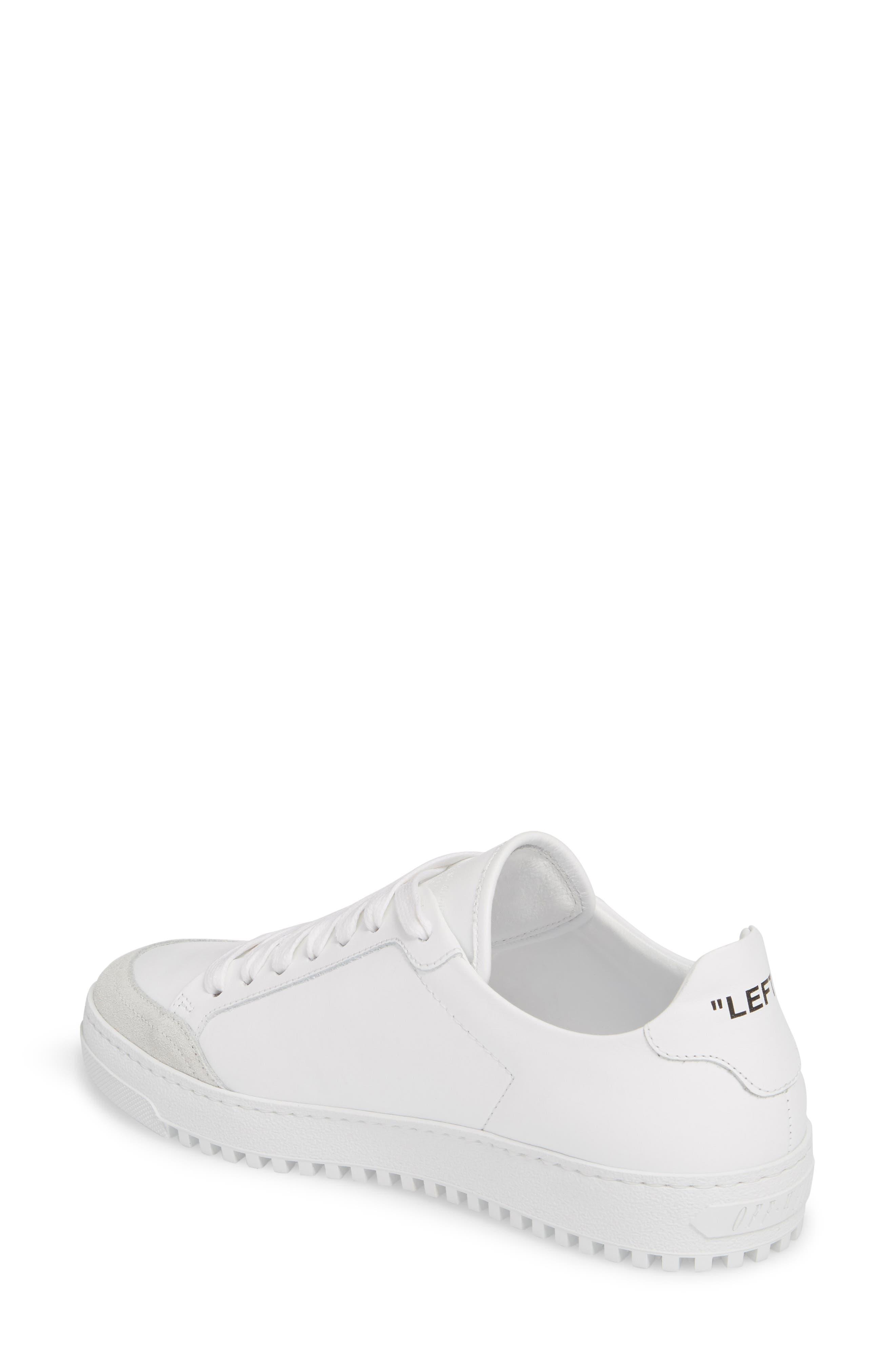 Alternate Image 2  - Off-White Arrow Sneaker (Women)