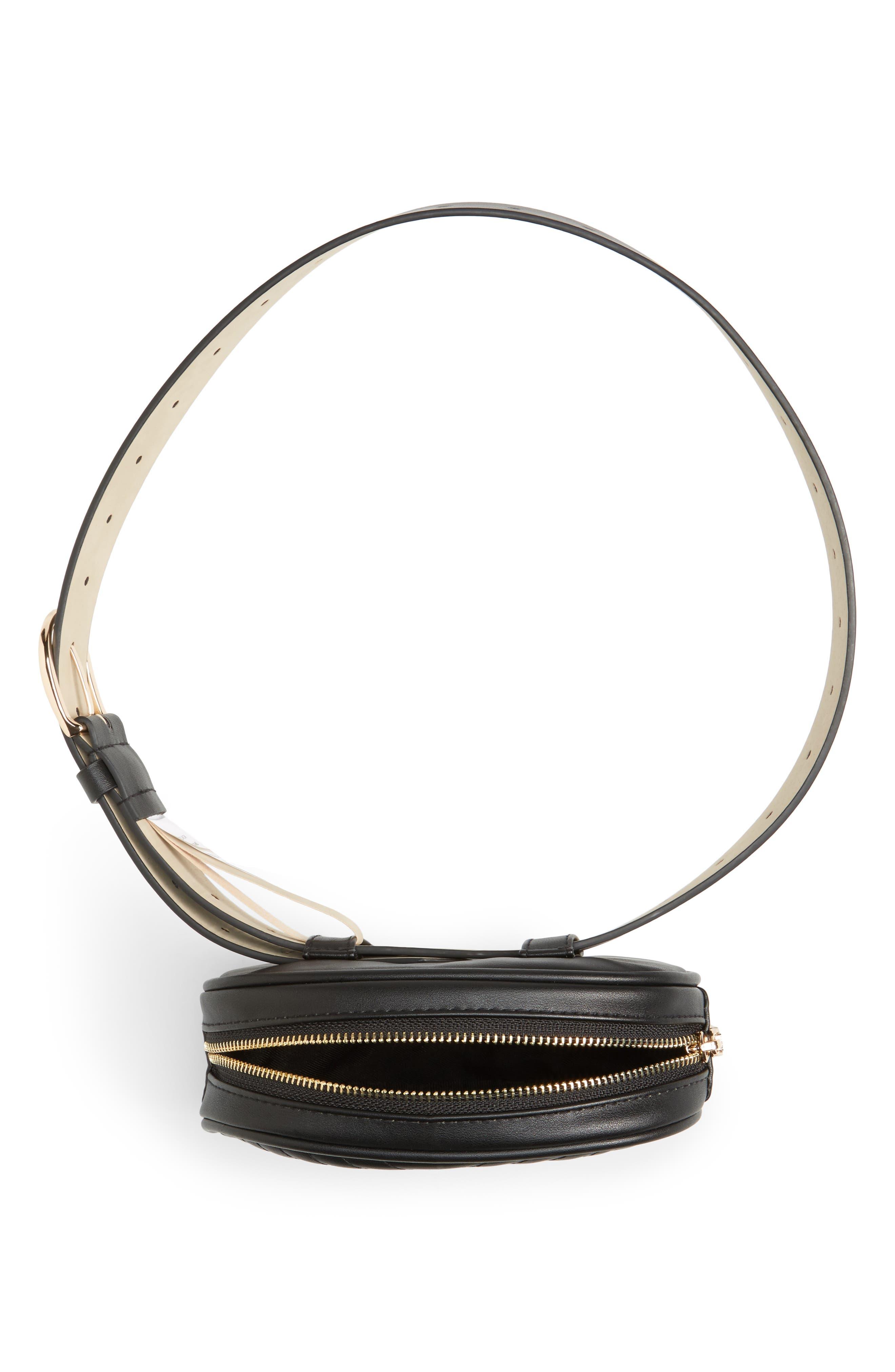 Alternate Image 4  - Steve Madden Quilted Belt Bag