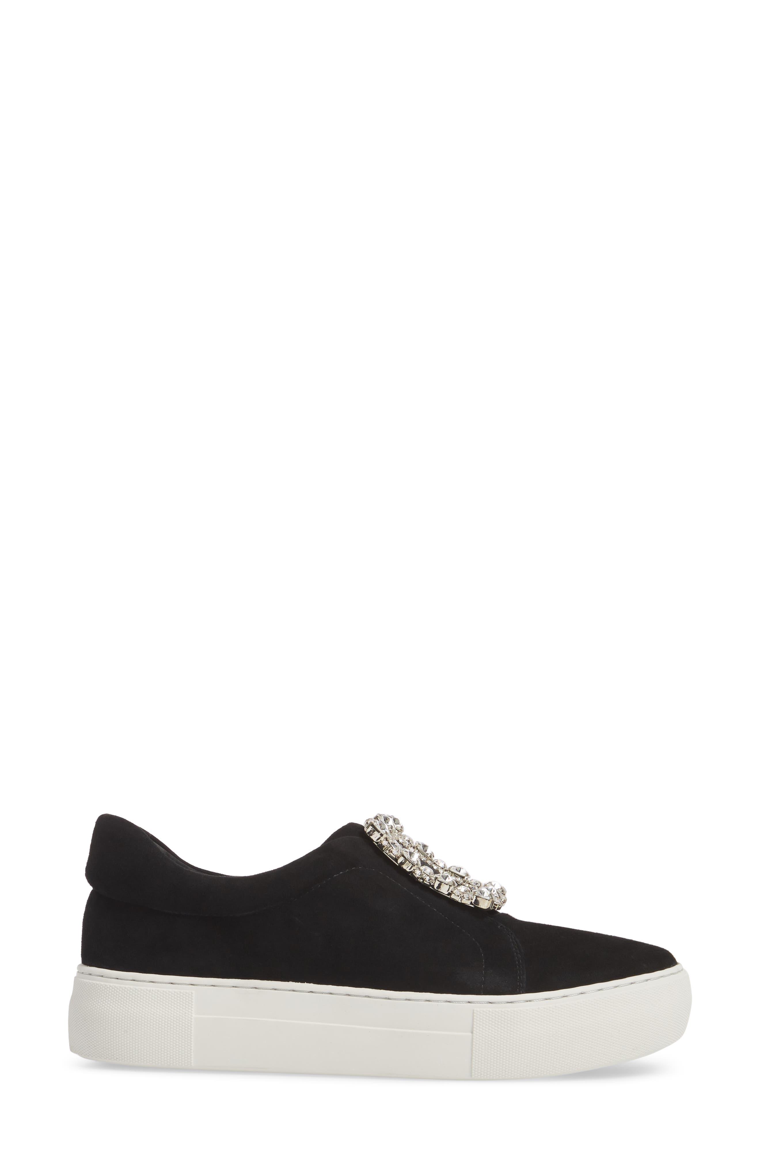 Alternate Image 3  - JSlides Abode Embellished Buckle Platform Sneaker (Women)