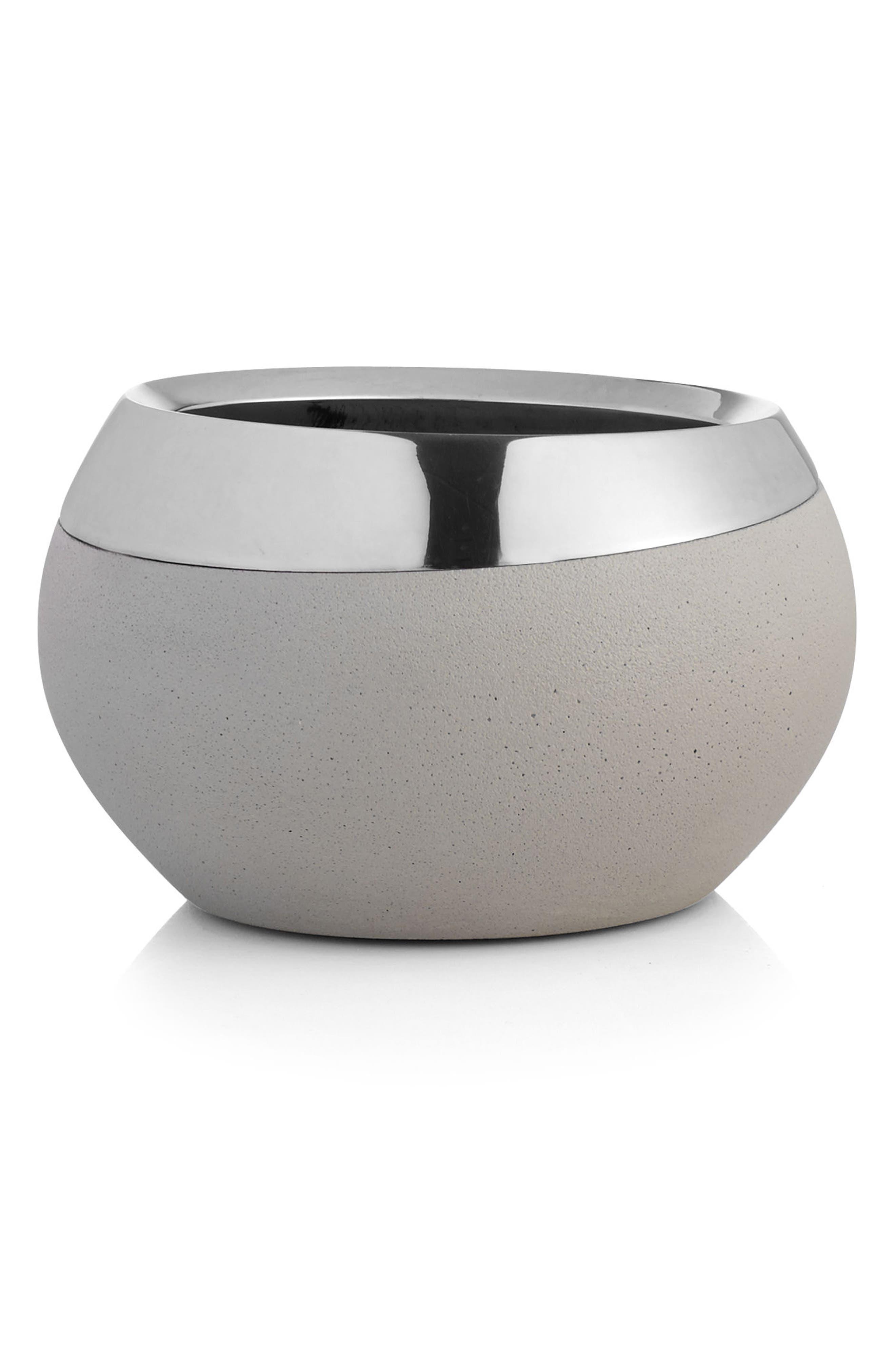 Nambé Forte Small Bowl