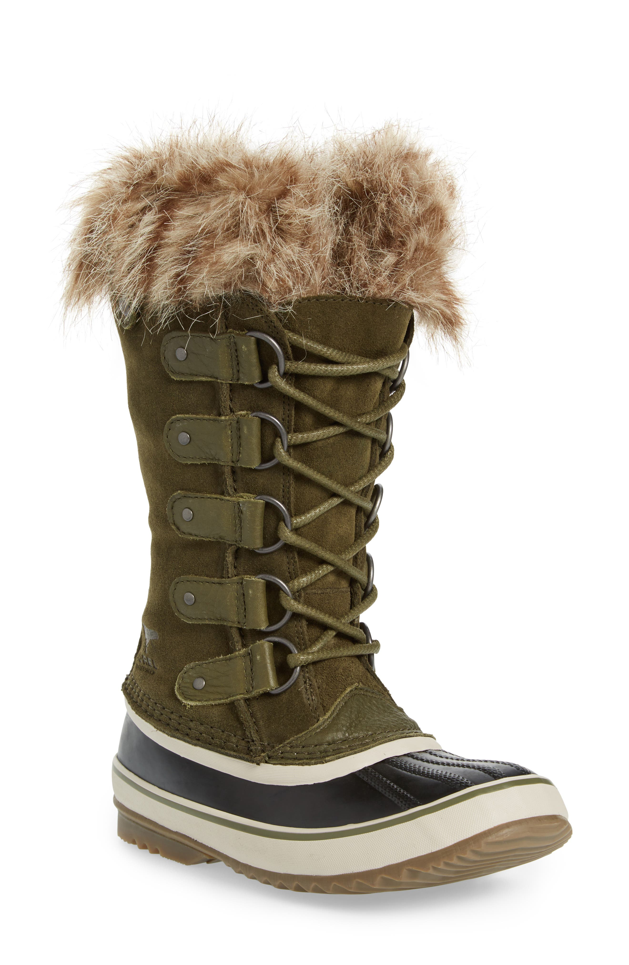 Alternate Image 1 Selected - SOREL 'Joan of Arctic' Waterproof Snow Boot