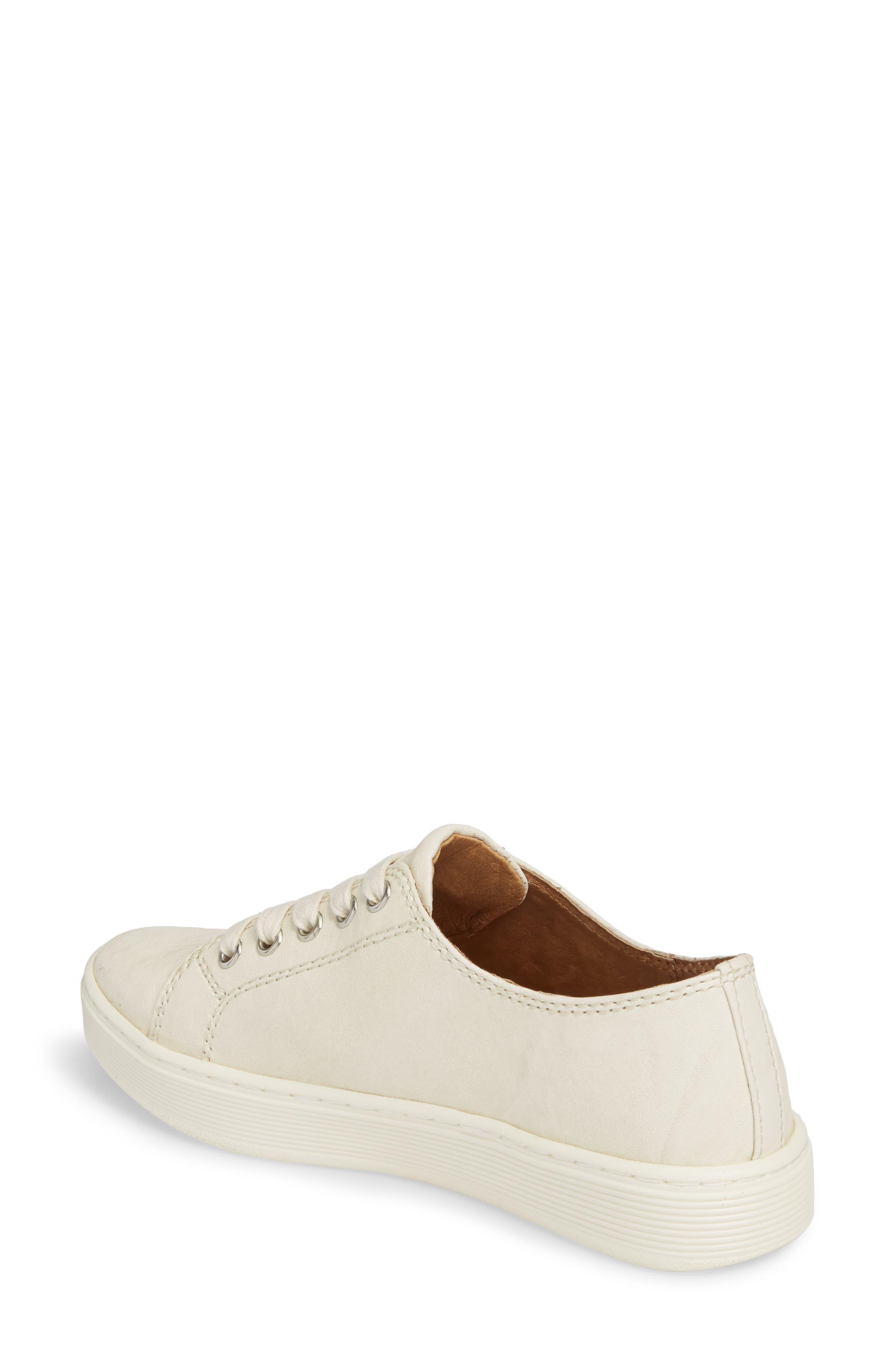Baltazar Sneaker,                             Alternate thumbnail 2, color,                             Latte Leather