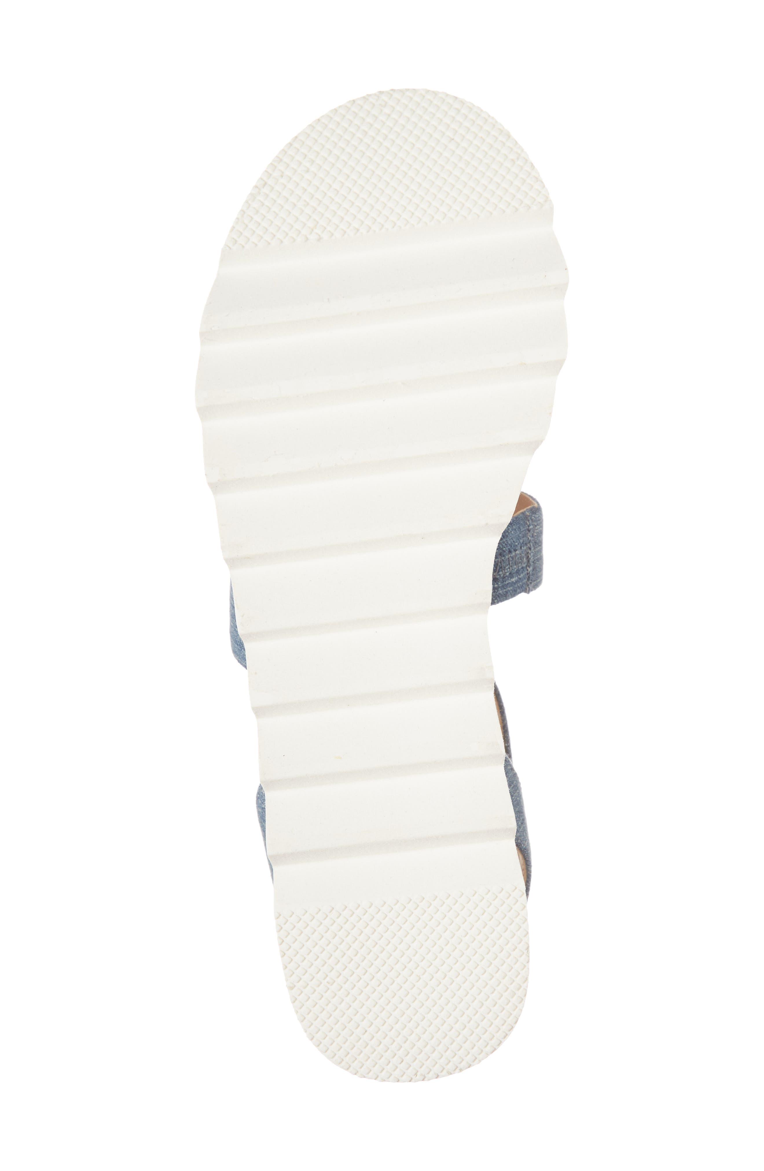 Alternate Image 6  - Steve Madden Kirsten Layered Platform Sandal (Women)