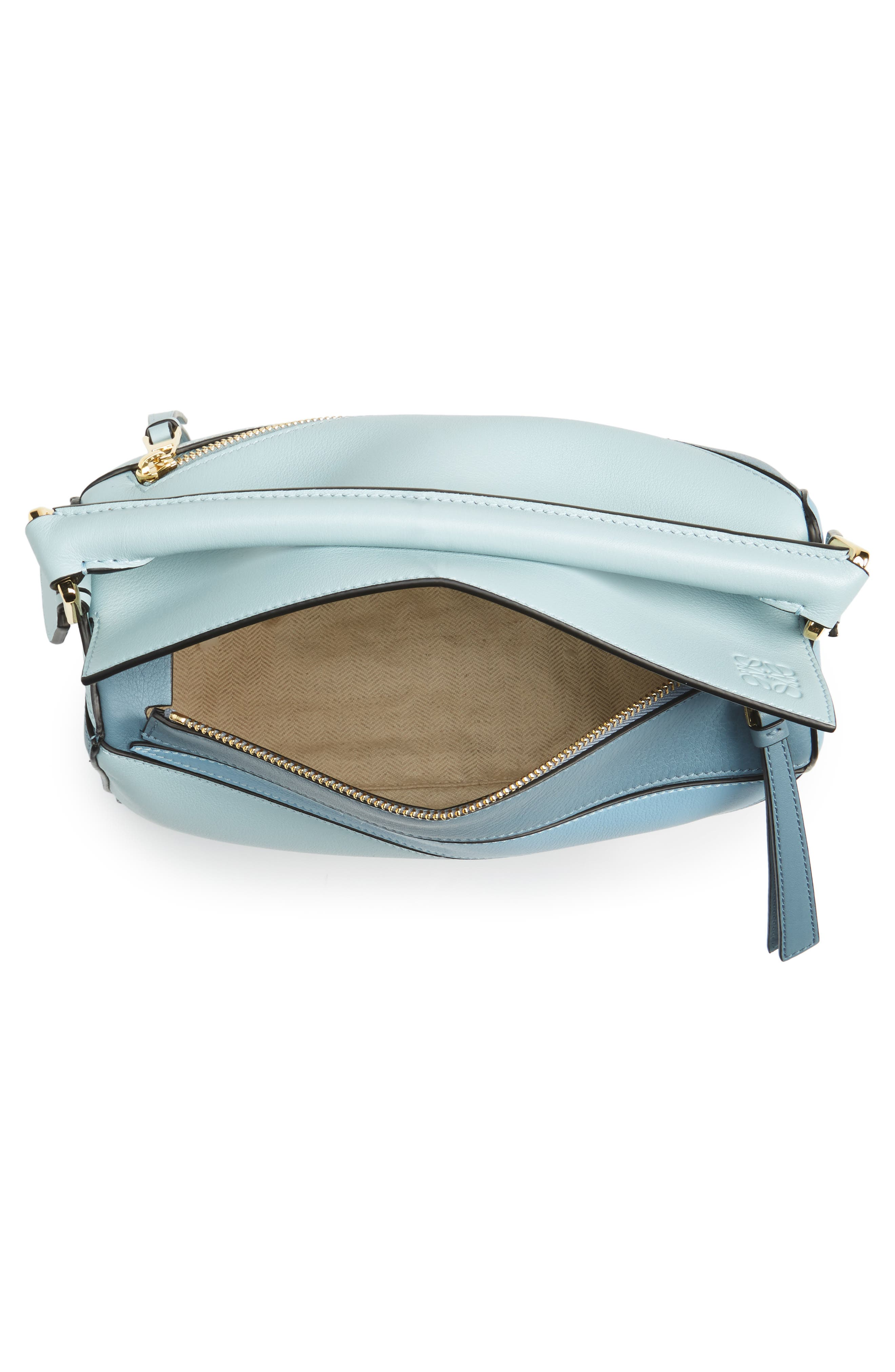 Alternate Image 4  - Loewe Small Puzzle Tricolor Leather Bag