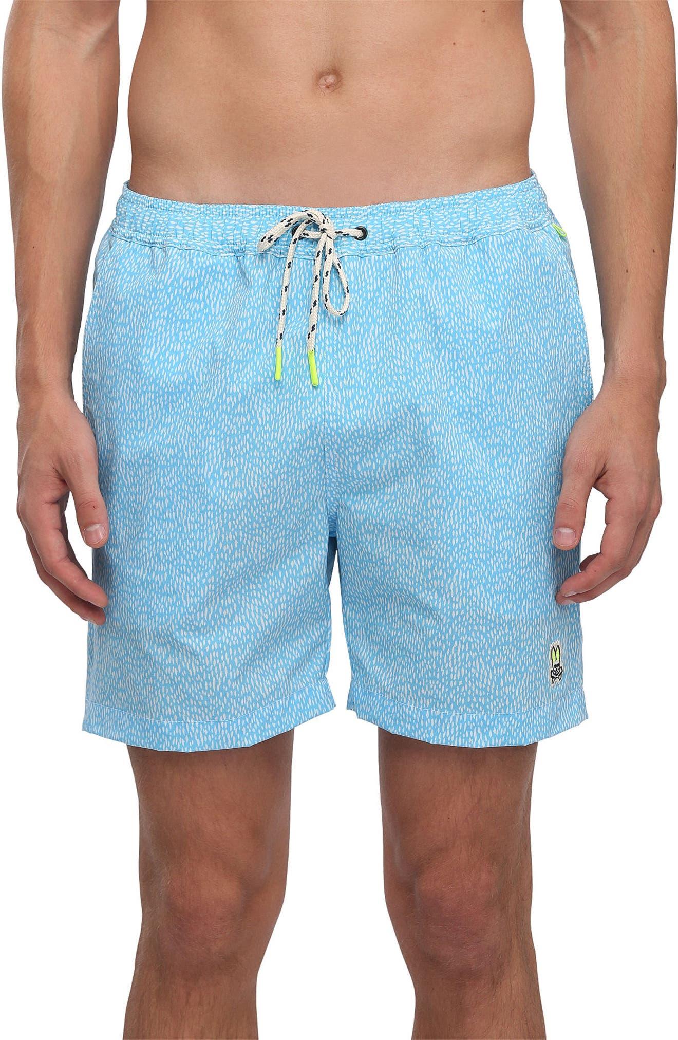 Alternate Image 1 Selected - Psycho Bunny Swim Shorts