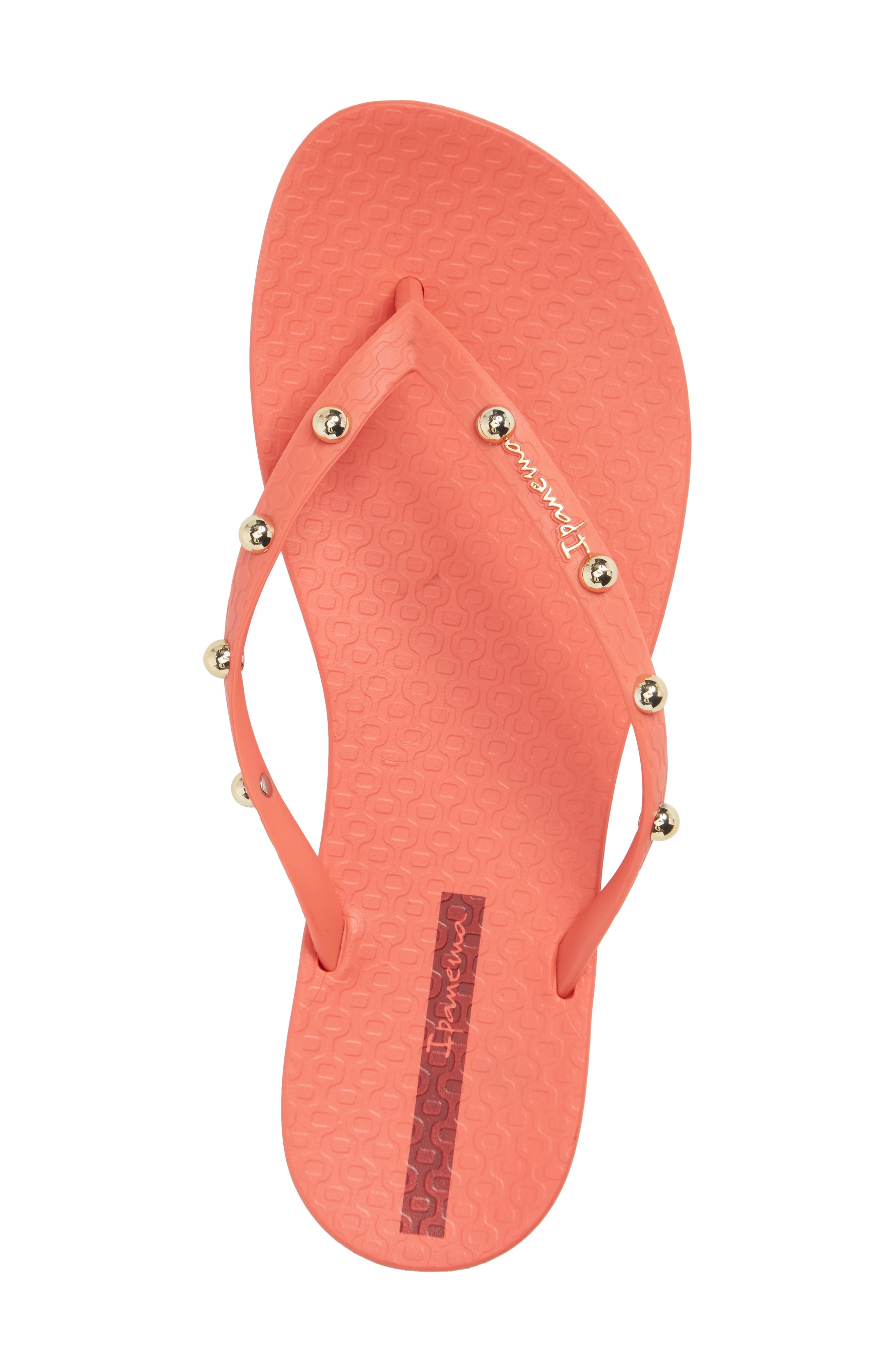 Alternate Image 5  - Ipanema Wave Studs Flip Flop (Women)