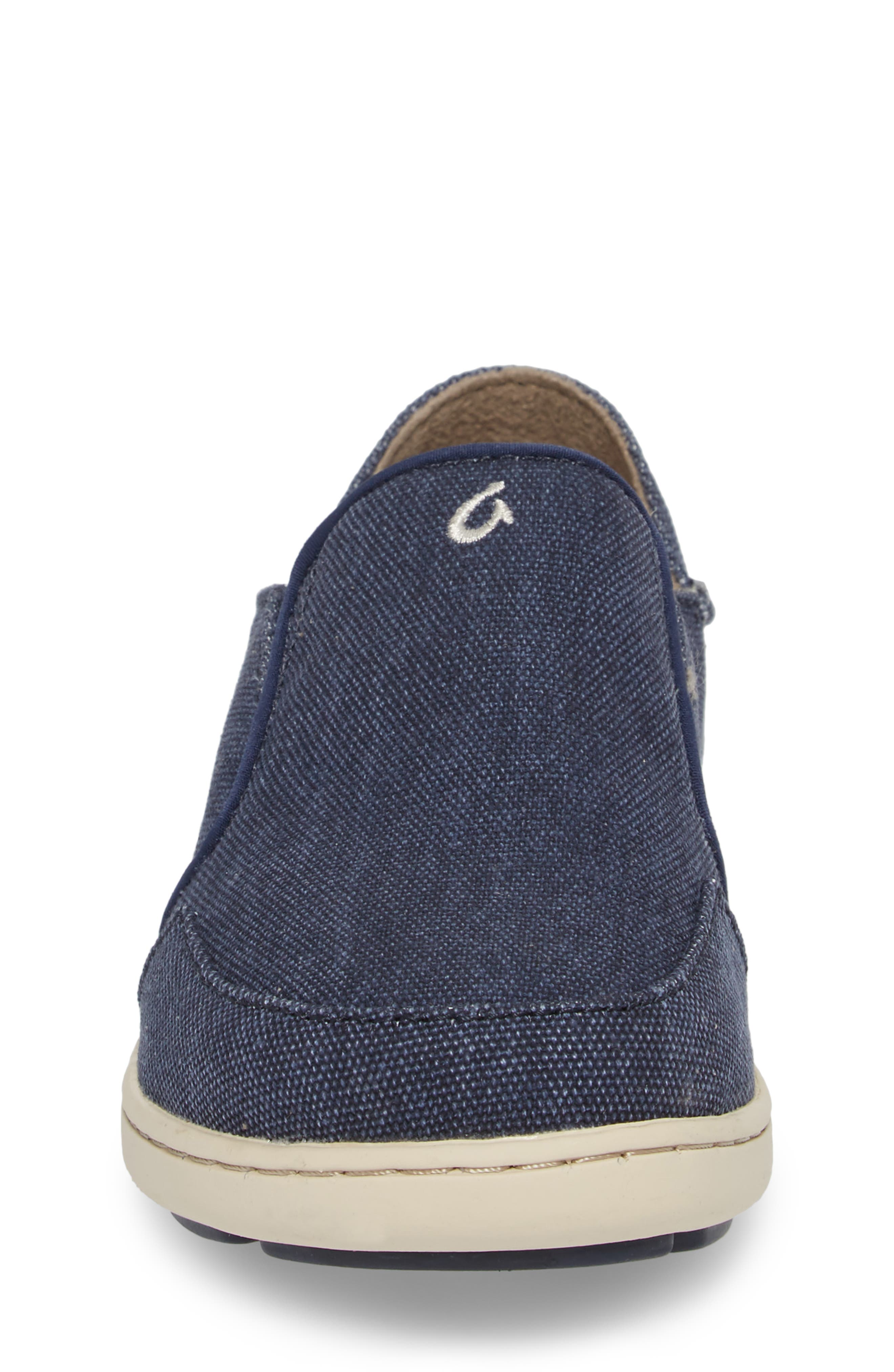 Nohea Lole Collapsible Slip-On,                             Alternate thumbnail 4, color,                             Trench Blue
