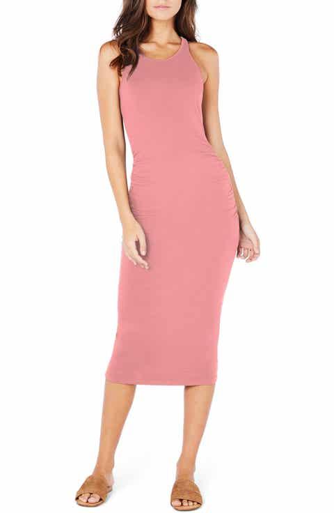 Coral Dress Nordstrom