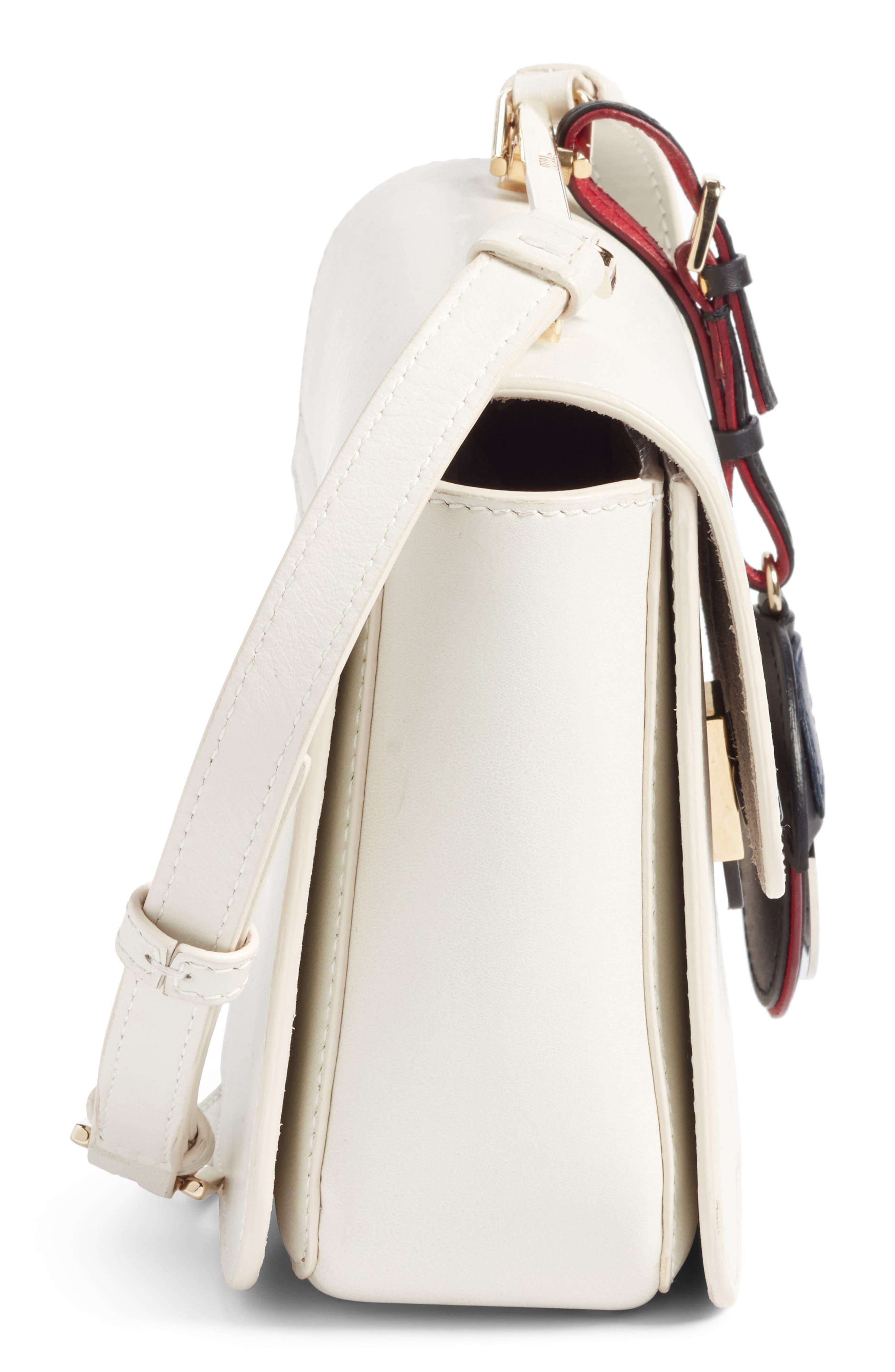 Elisir Mini Crossbody Bag,                             Alternate thumbnail 5, color,                             Petalo