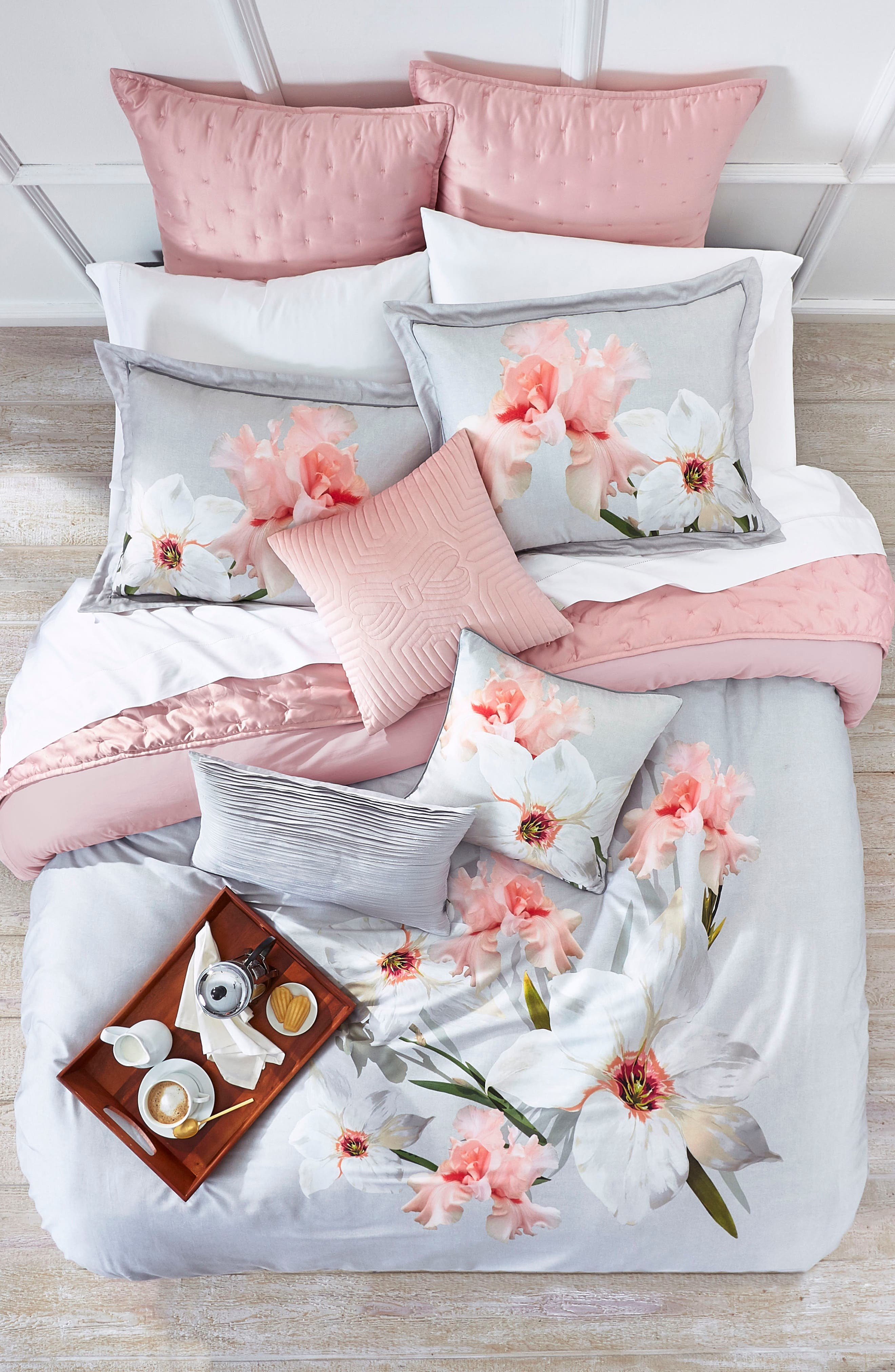 Alternate Image 2  - Ted Baker London Ruched Accent Pillow