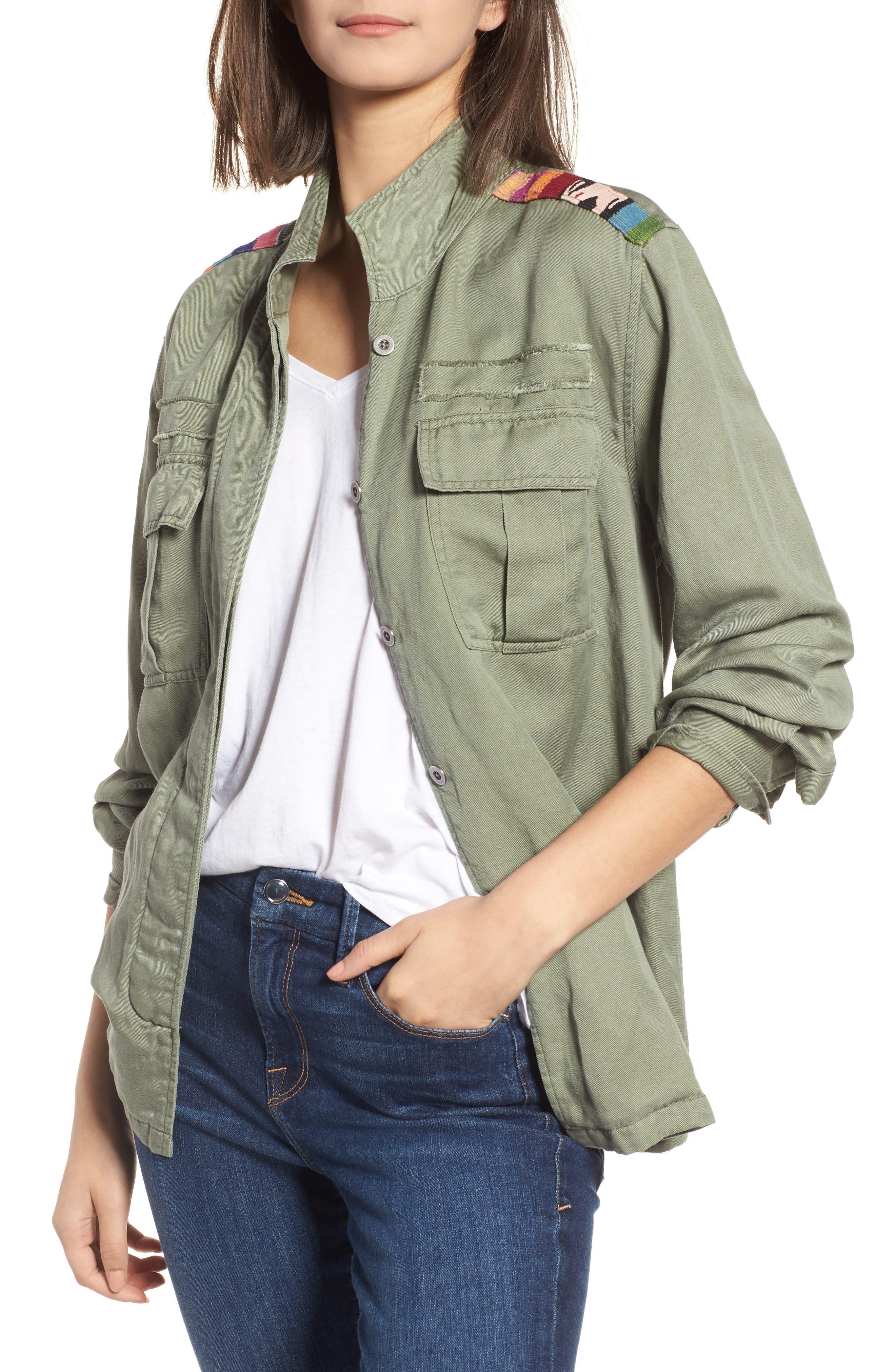 Hendrick Jacket,                         Main,                         color, Sage