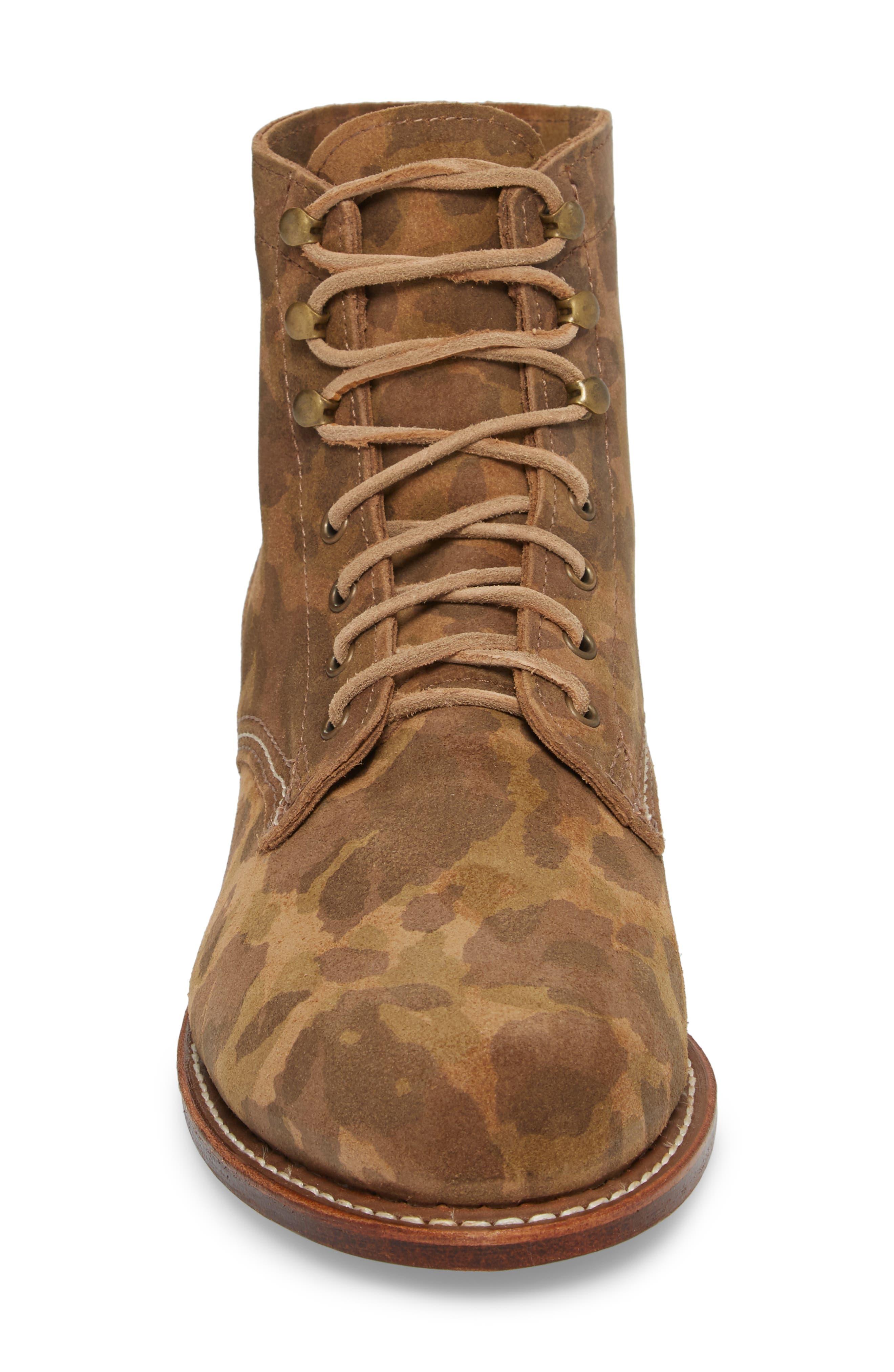 1000 Mile Original Boot,                             Alternate thumbnail 4, color,                             Camo