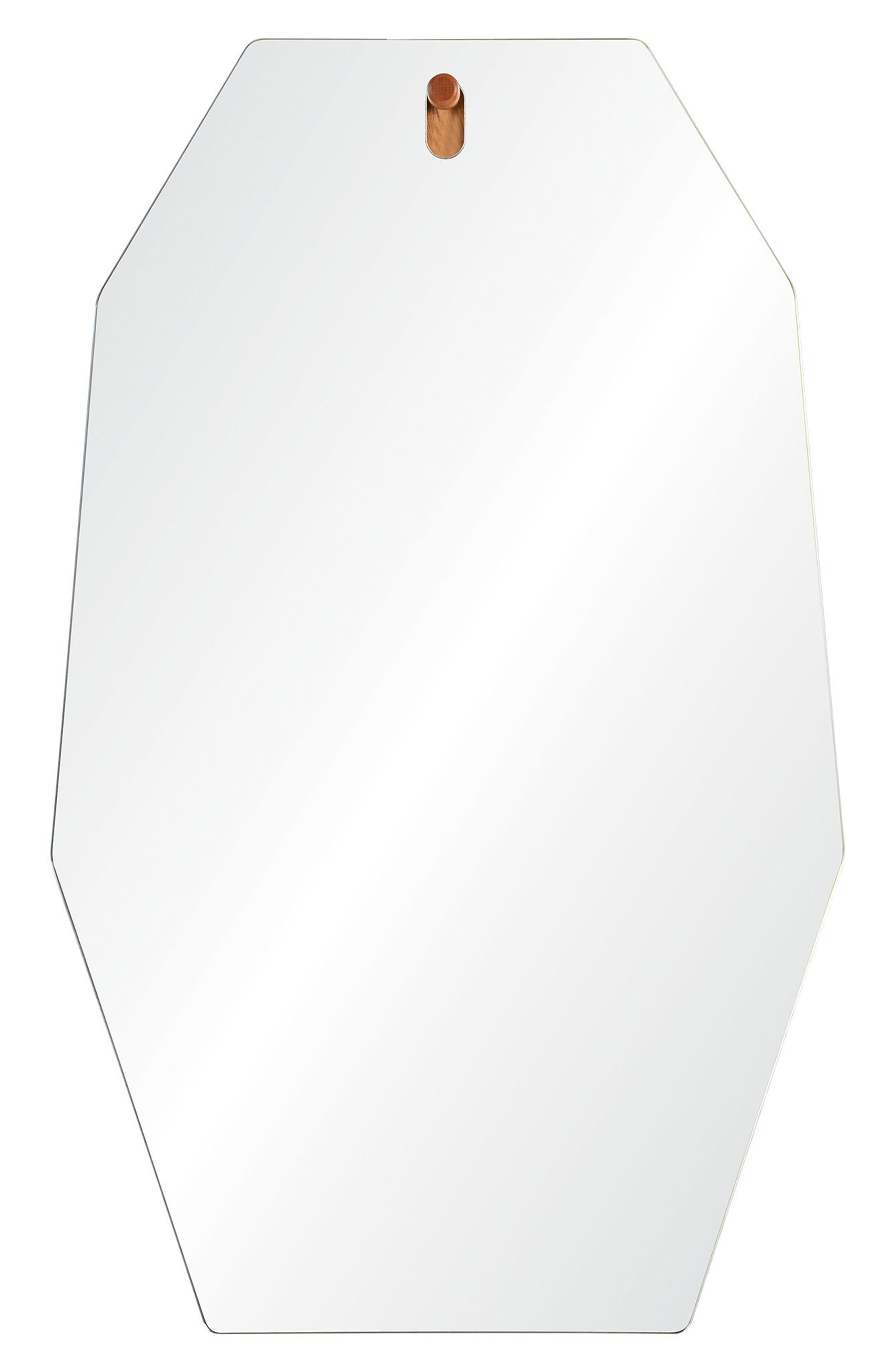 Apse Mirror,                         Main,                         color, Glass