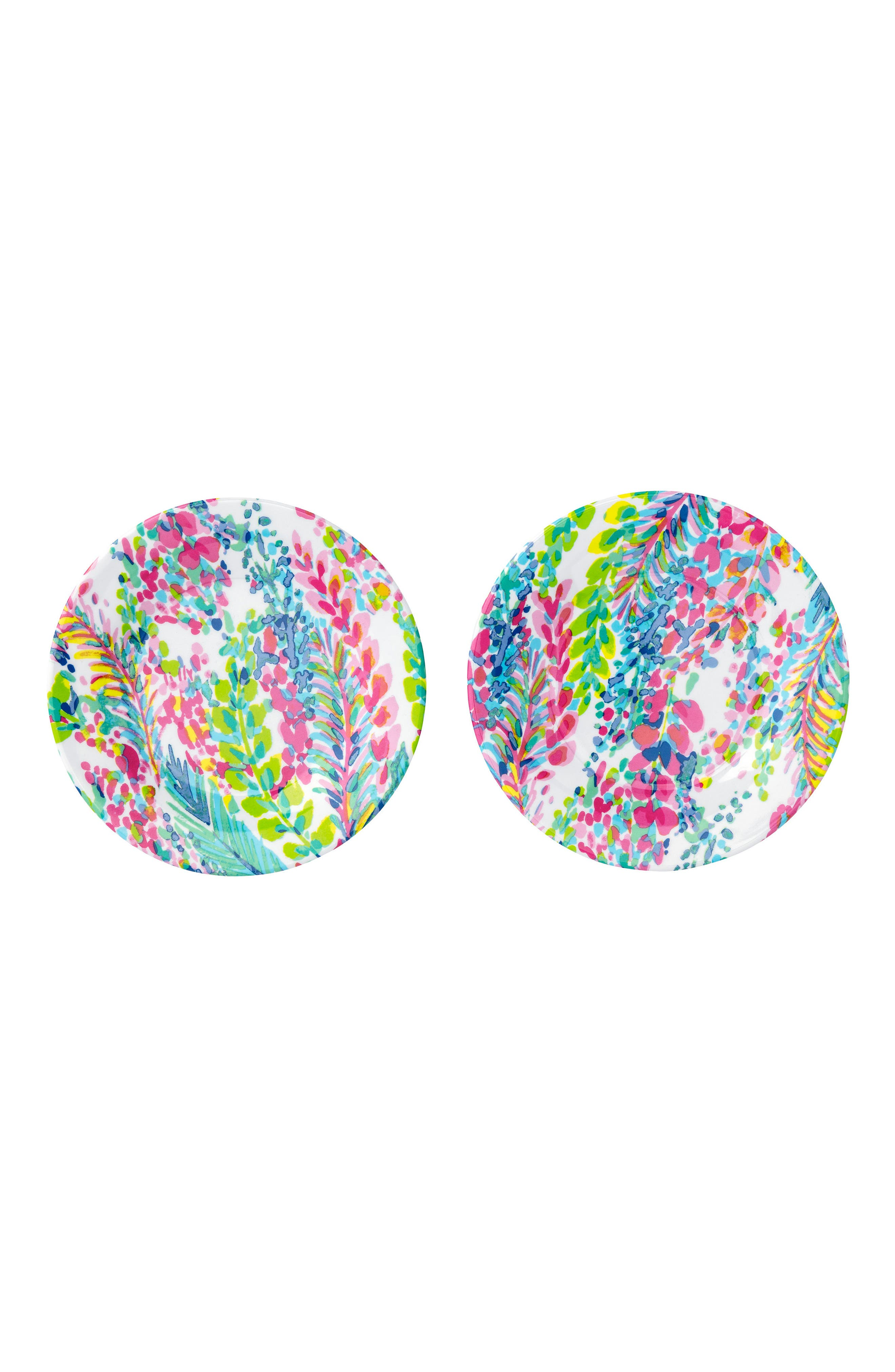Lilly Pulitzer® Set of 4 Appetizer Plates
