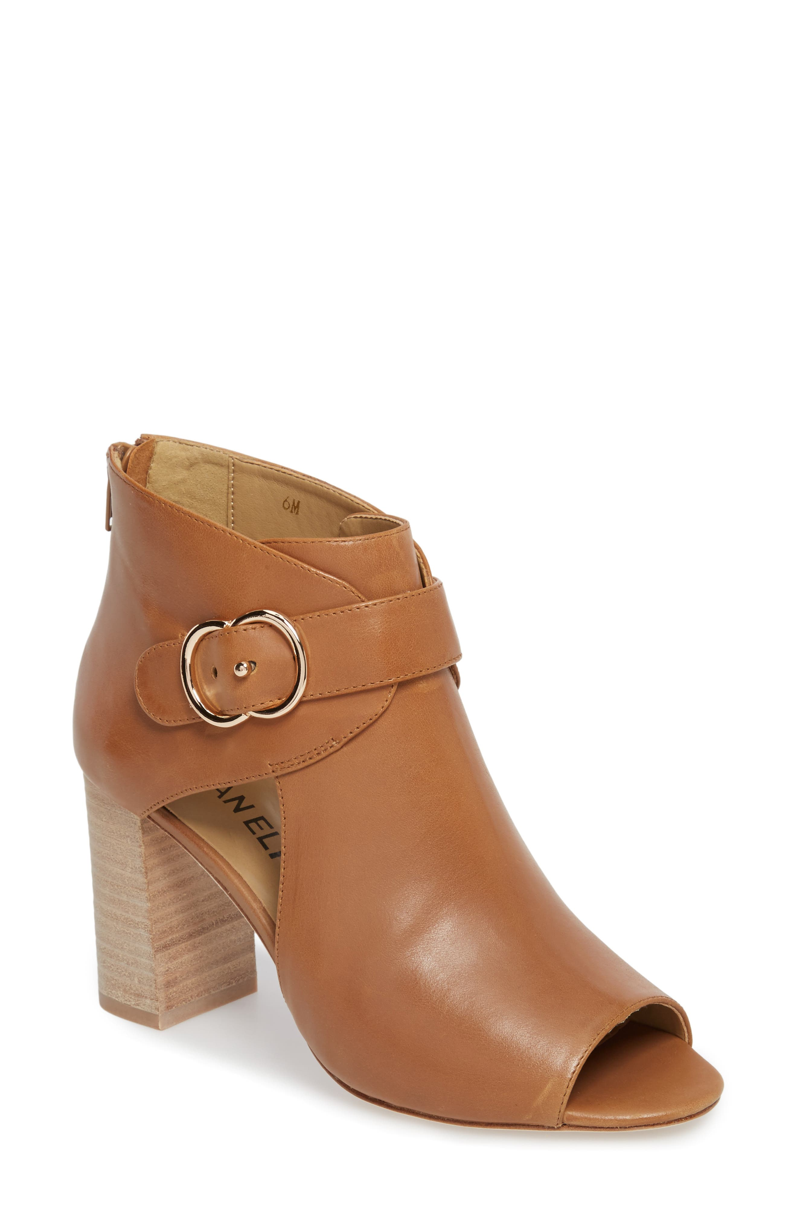 Belka Sandal,                         Main,                         color, Cuoio Leather