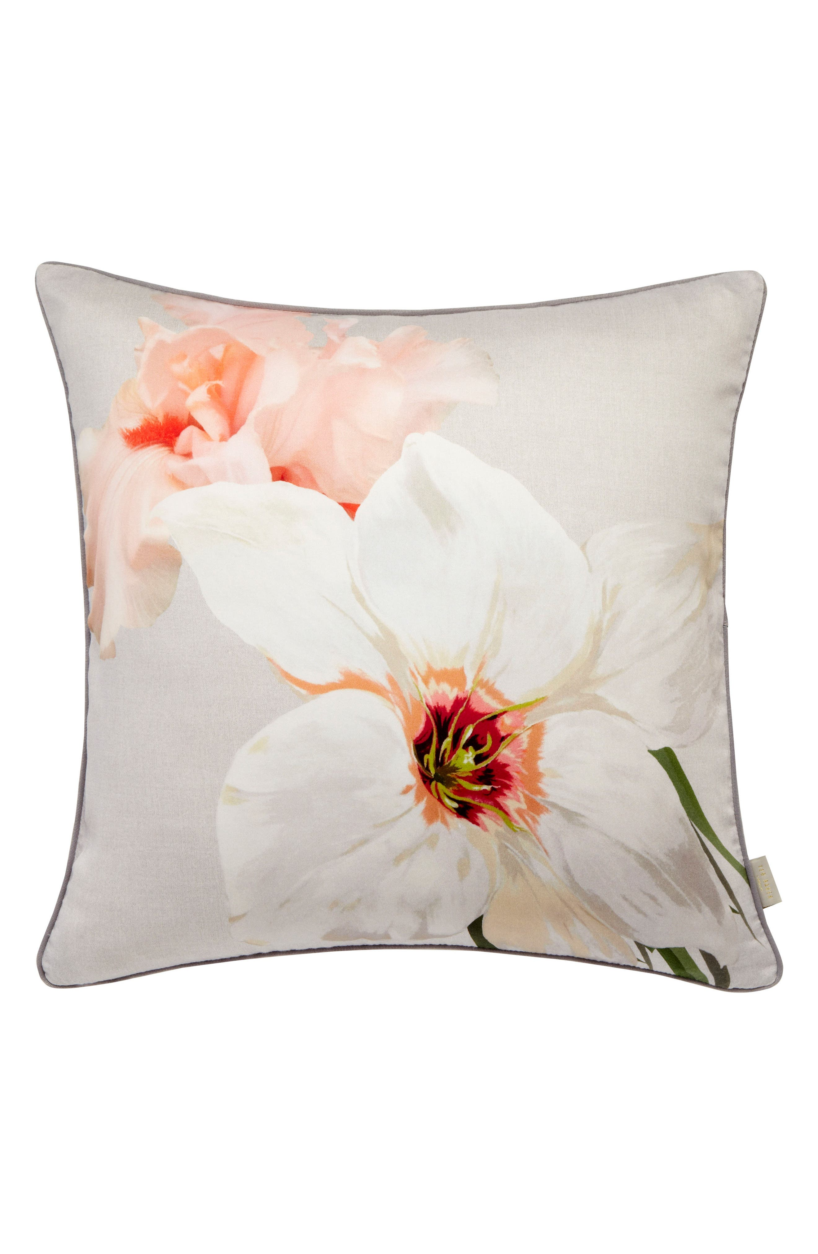 Chatsworth Accent Pillow,                             Main thumbnail 1, color,                             Grey/ Multi