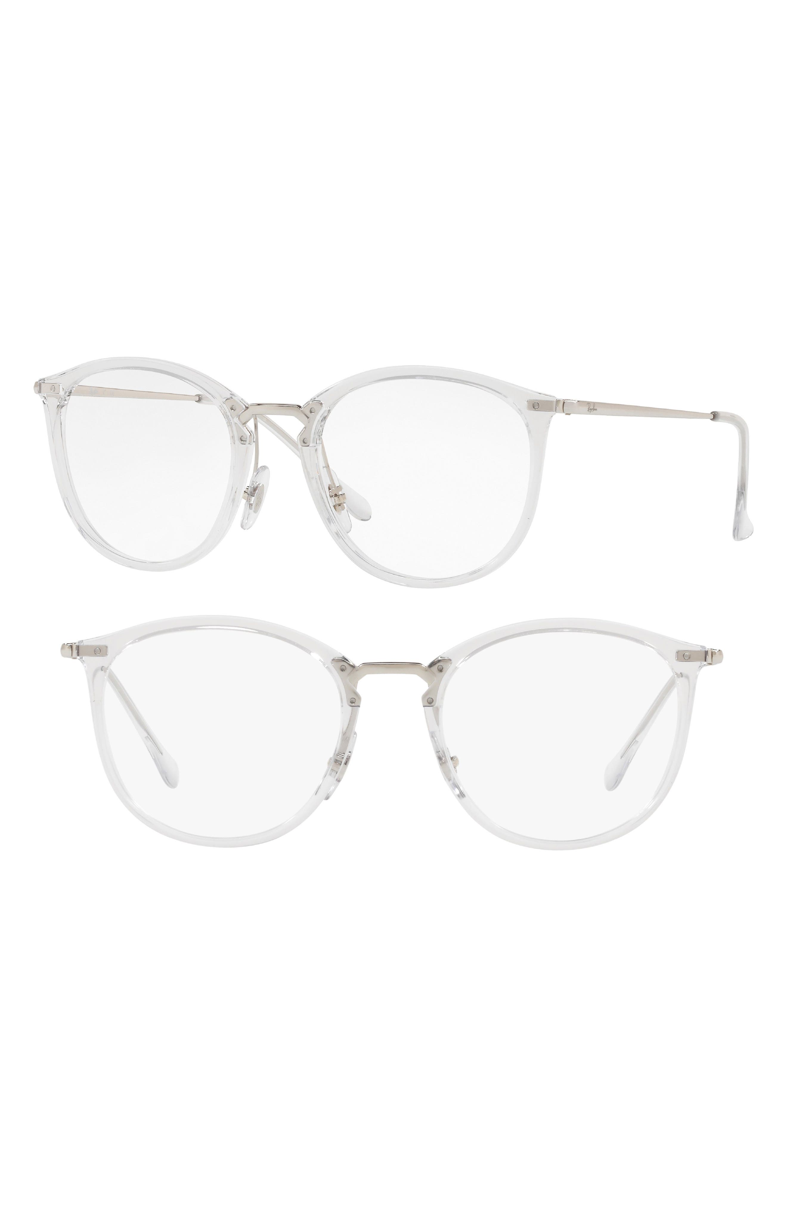 Ray-Ban 49mm Optical Glasses